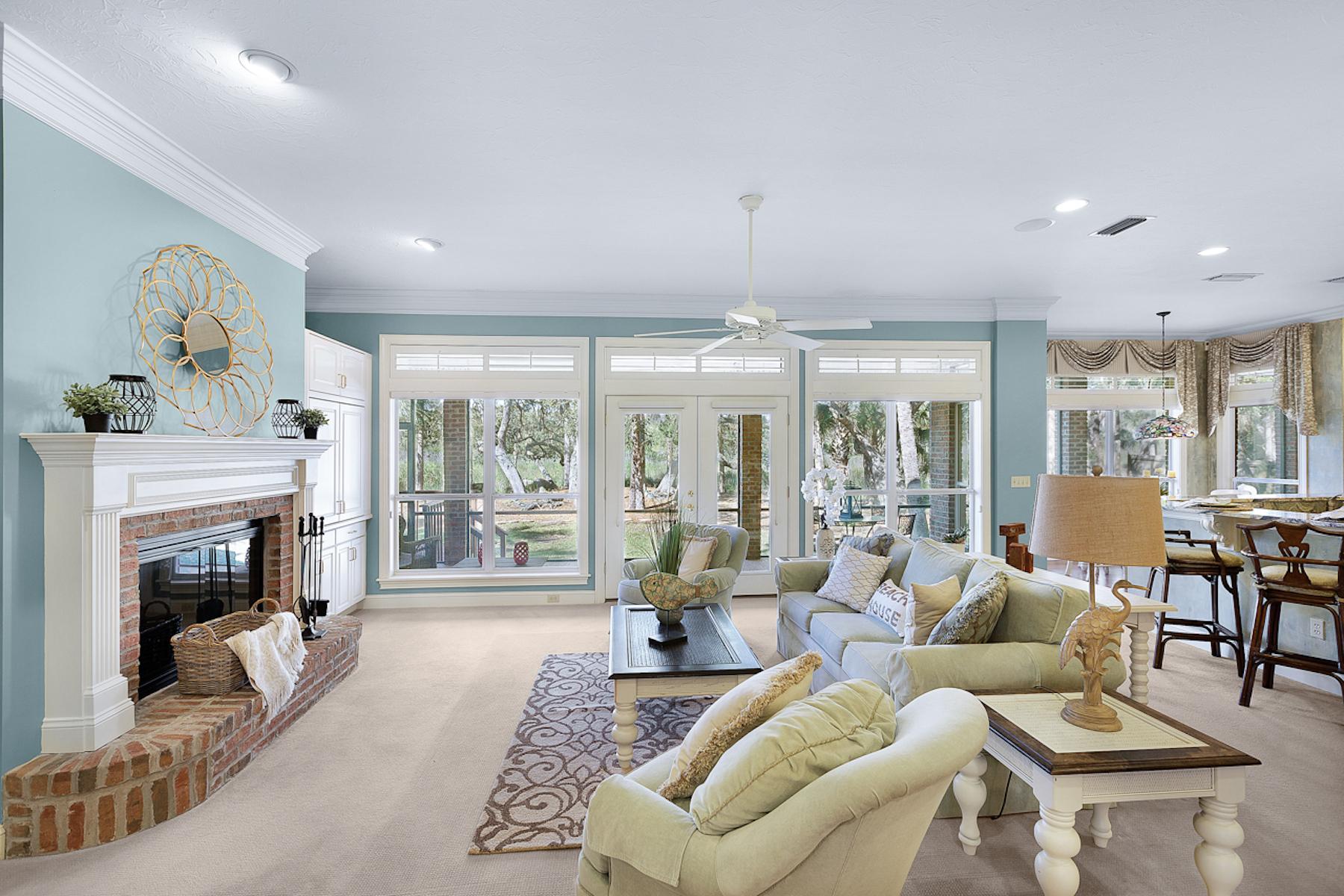 Casa para uma família para Venda às 1196 Ponte Vedra Boulevard Ponte Vedra Beach, Florida, 32082 Estados Unidos