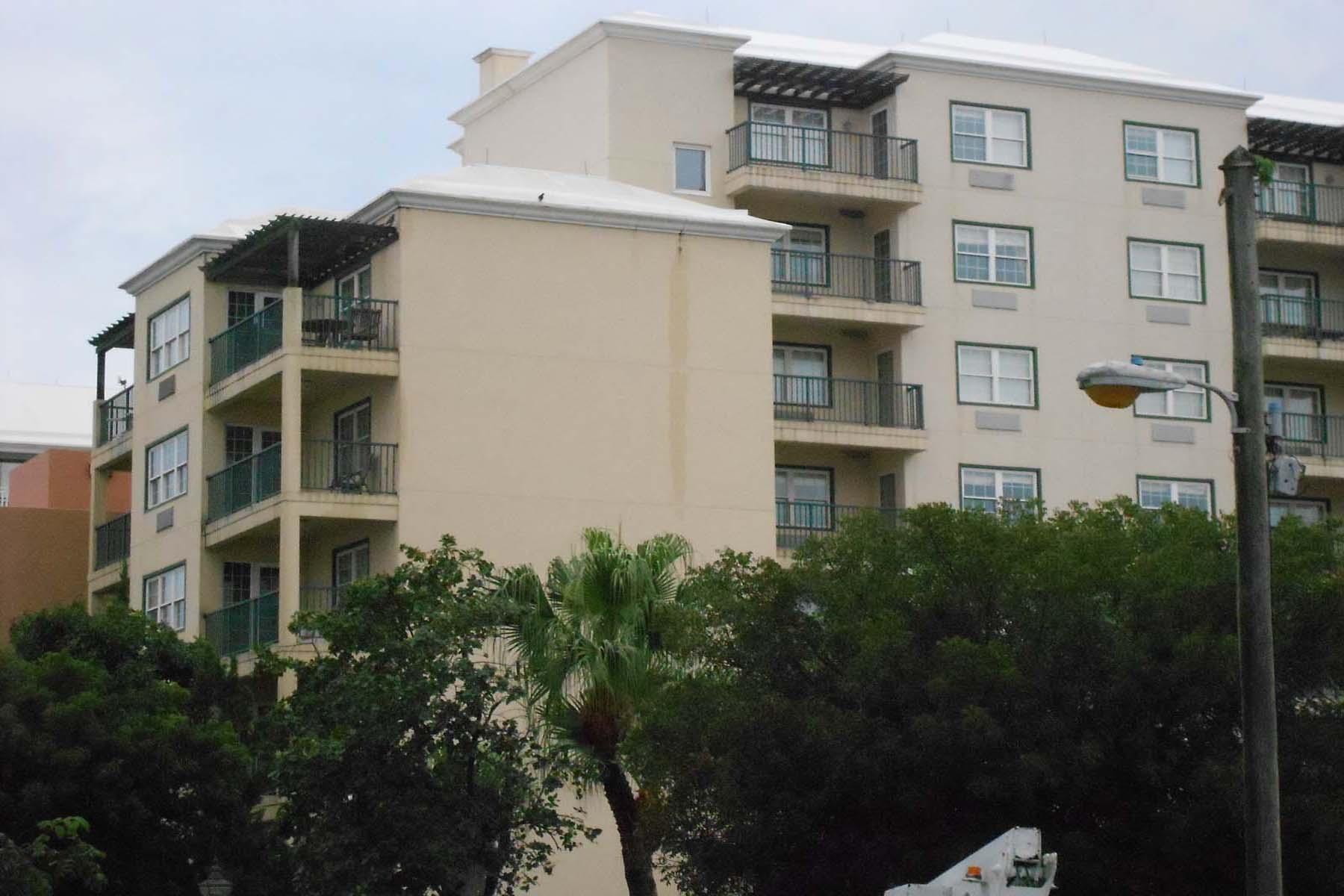 Квартира для того Продажа на Atlantis 308 5 Parliament Street Hamilton, HM12 Бермудские Острова
