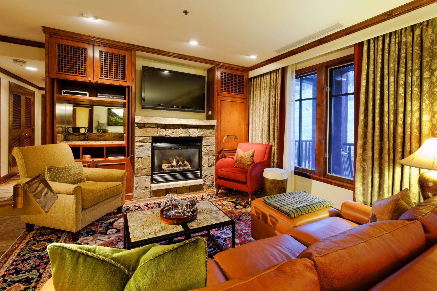 콘도미니엄 용 매매 에 Hyatt Grand Aspen 415 East Dean Street Unit #2 - Week 26, Central Core, Aspen, 콜로라도, 81611 미국
