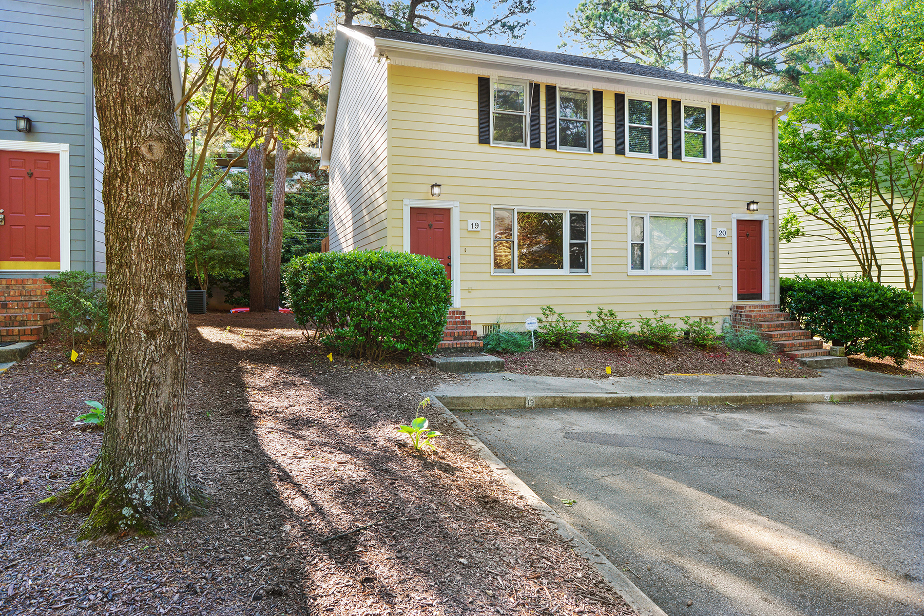 Townhouse for Sale at Renovated Townhome in West Midtown 19 Holly Downs Ct Atlanta, Georgia 30318 United States
