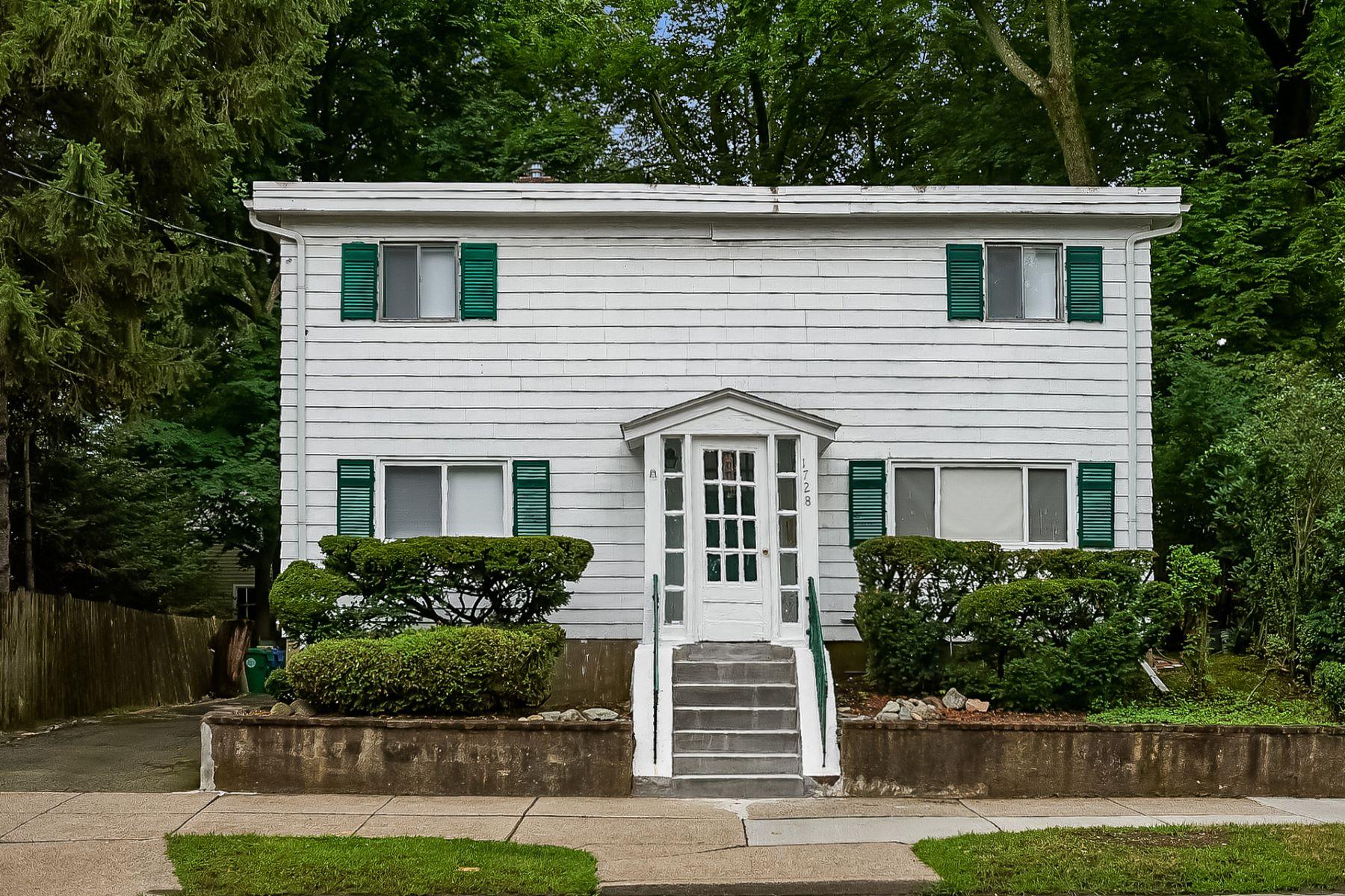 獨棟家庭住宅 為 出售 在 1728 Commonwealth Ave, Newton Newton, 麻塞諸塞州, 02465 美國