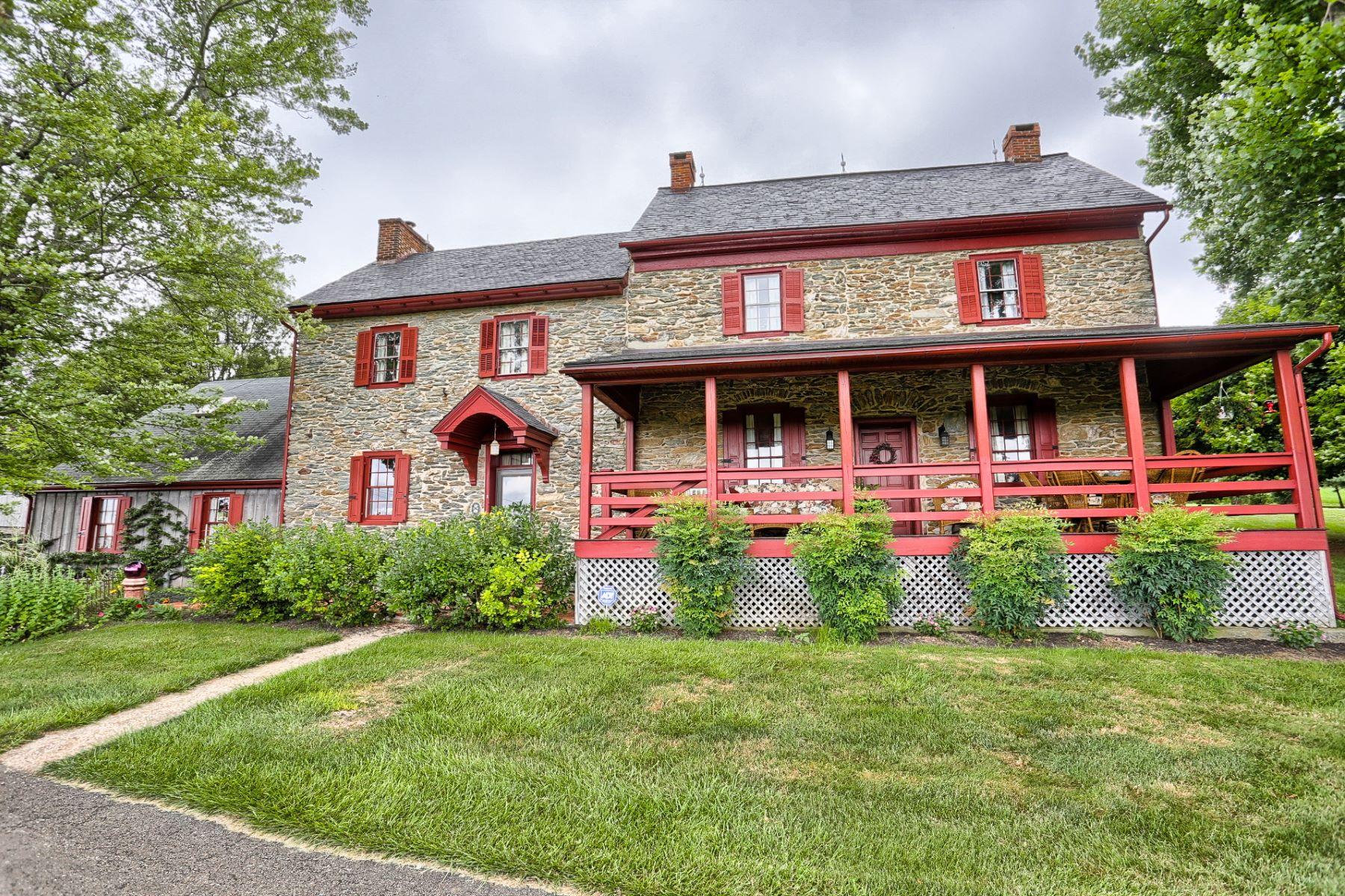 农场 / 牧场 / 种植园 为 销售 在 1864 Susquehannock Drive Drumore, 宾夕法尼亚州 17518 美国