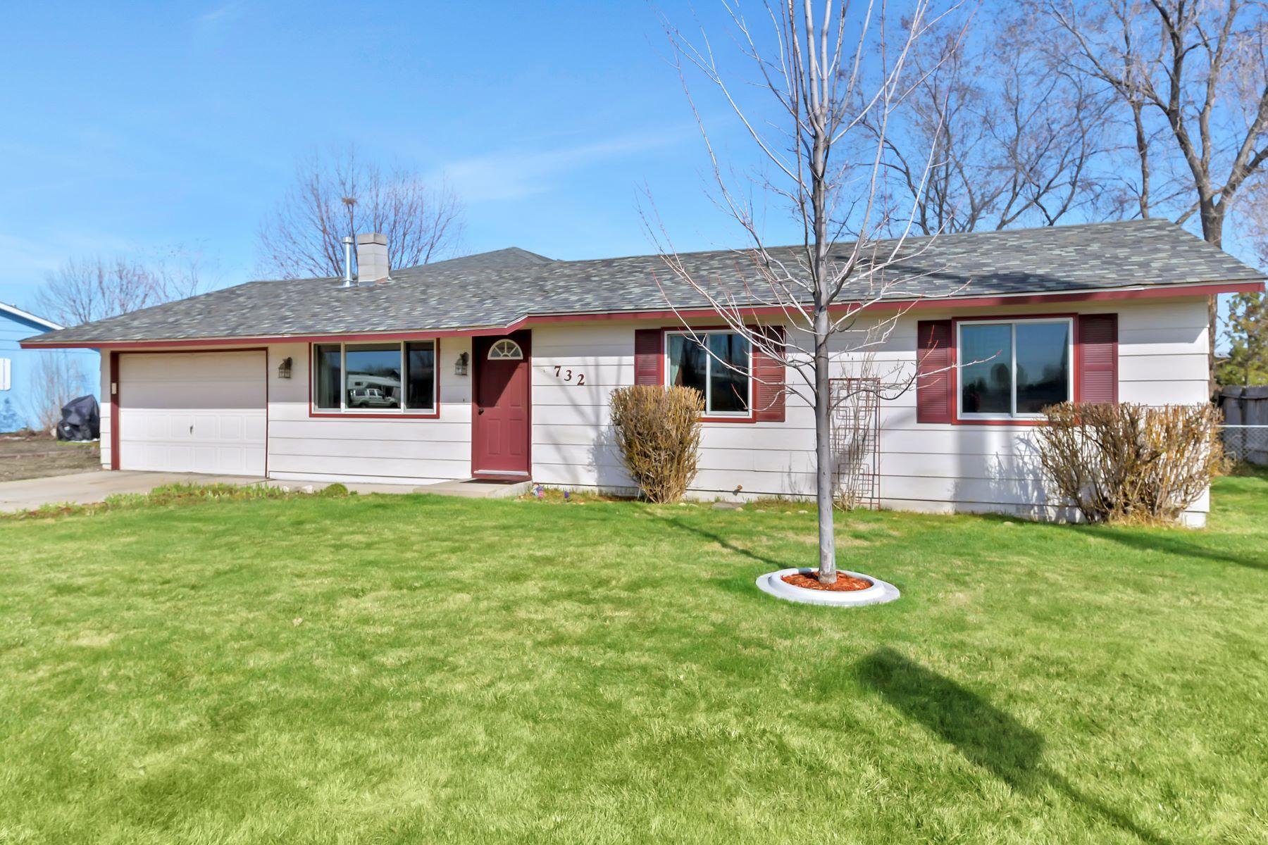 Single Family Homes für Verkauf beim Kuna, Idaho 83634 Vereinigte Staaten