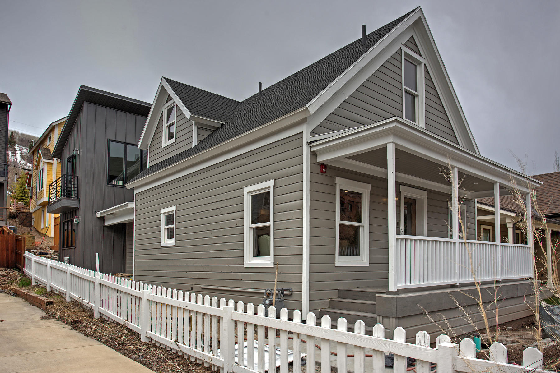 Single Family Home for Sale at Award winning historic remodel in Old Town 923 Park Ave Park City, Utah, 84060 United States
