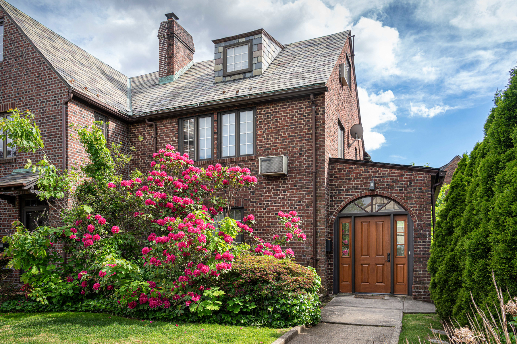 """Single Family Homes for Active at """"ENGLISH TUDOR CLASSIC"""" 69-36 Fleet Street, Forest Hills, New York 11375 United States"""