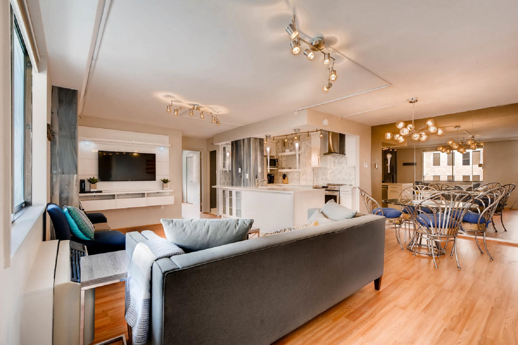 Condominium for Rent at 1325 18th St NW, #410 1325 18th Street NW, #410 Washington, District Of Columbia 20036 United States