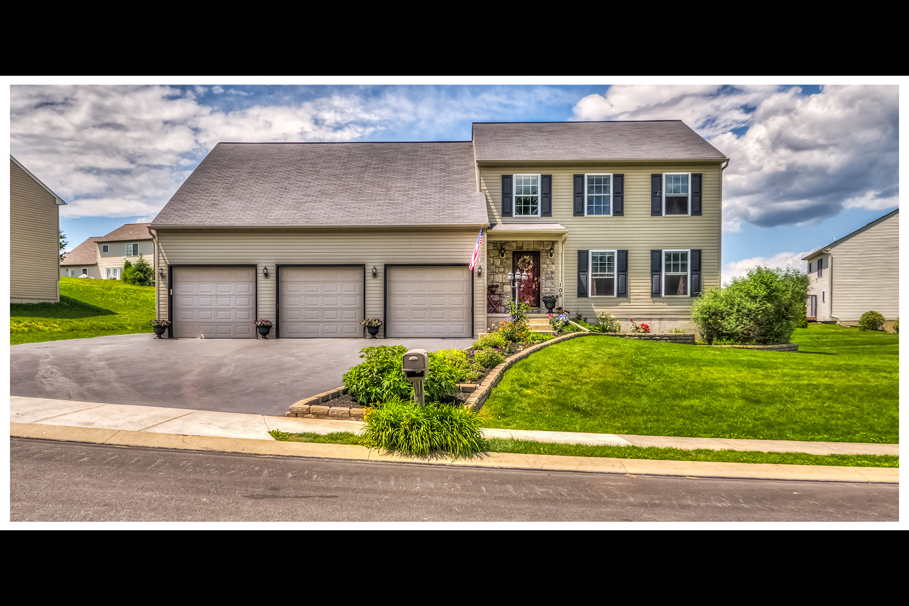 Single Family Home for Sale at 105 Bryn Way Mount Wolf, Pennsylvania 17347 United States