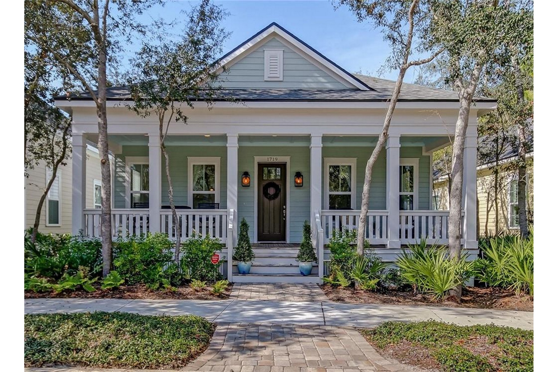 Single Family Home for Sale at Amelia Park Cottage With All The Charm 1719 S. 15th Street Fernandina Beach, Florida 32034 United States