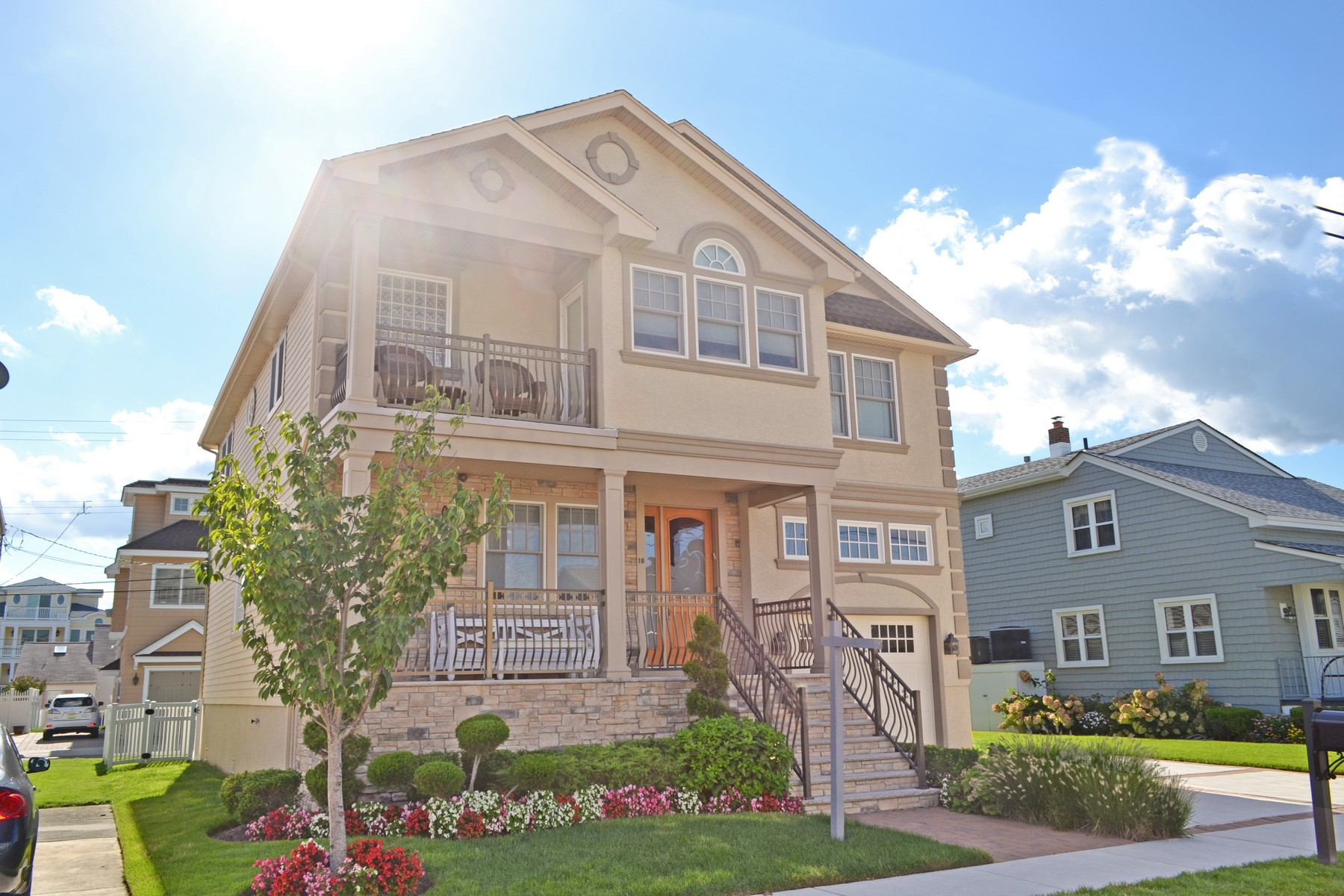 Maison unifamiliale pour l Vente à 18 N 34th Ave Longport, New Jersey 08403 États-Unis
