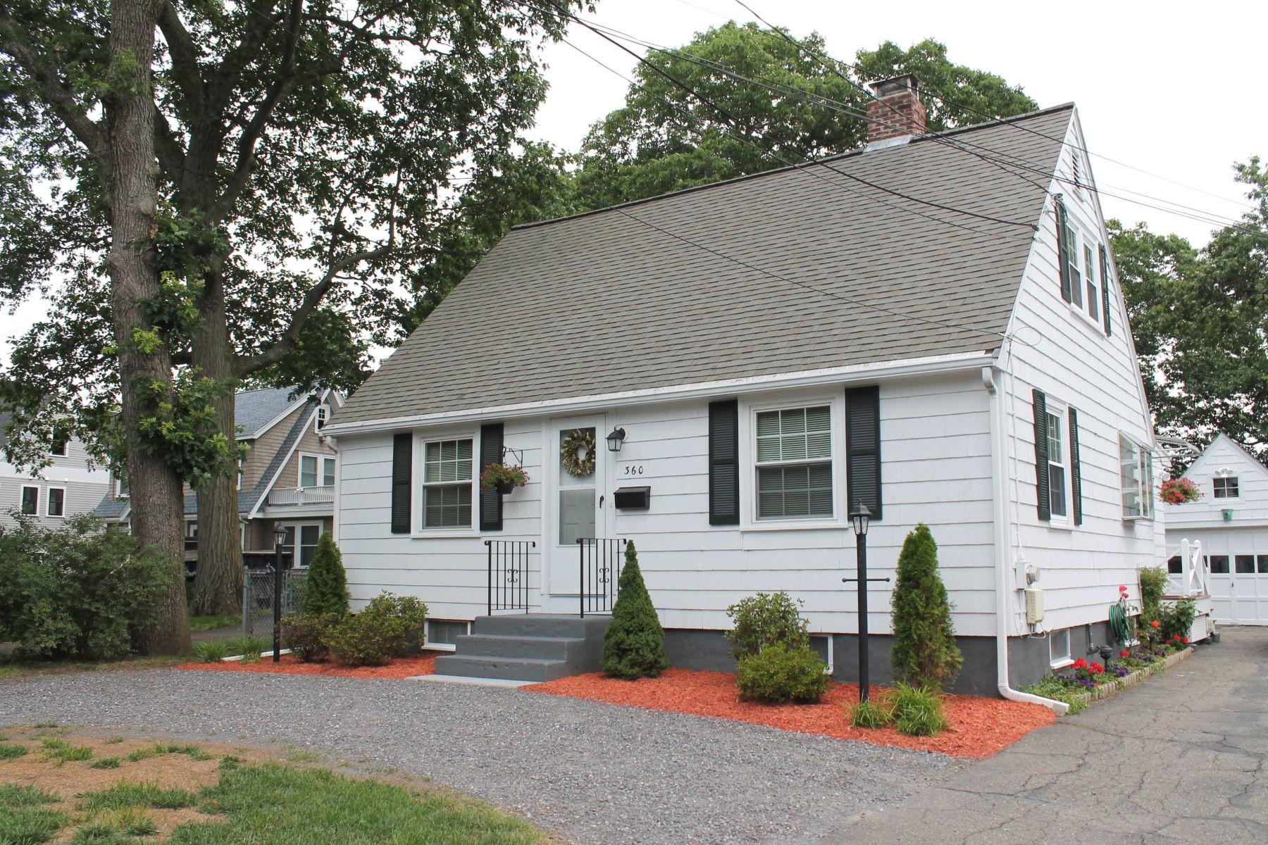 其它住宅 为 出租 在 360 Waltham Street, Lexington Lexington, 马萨诸塞州, 02421 美国