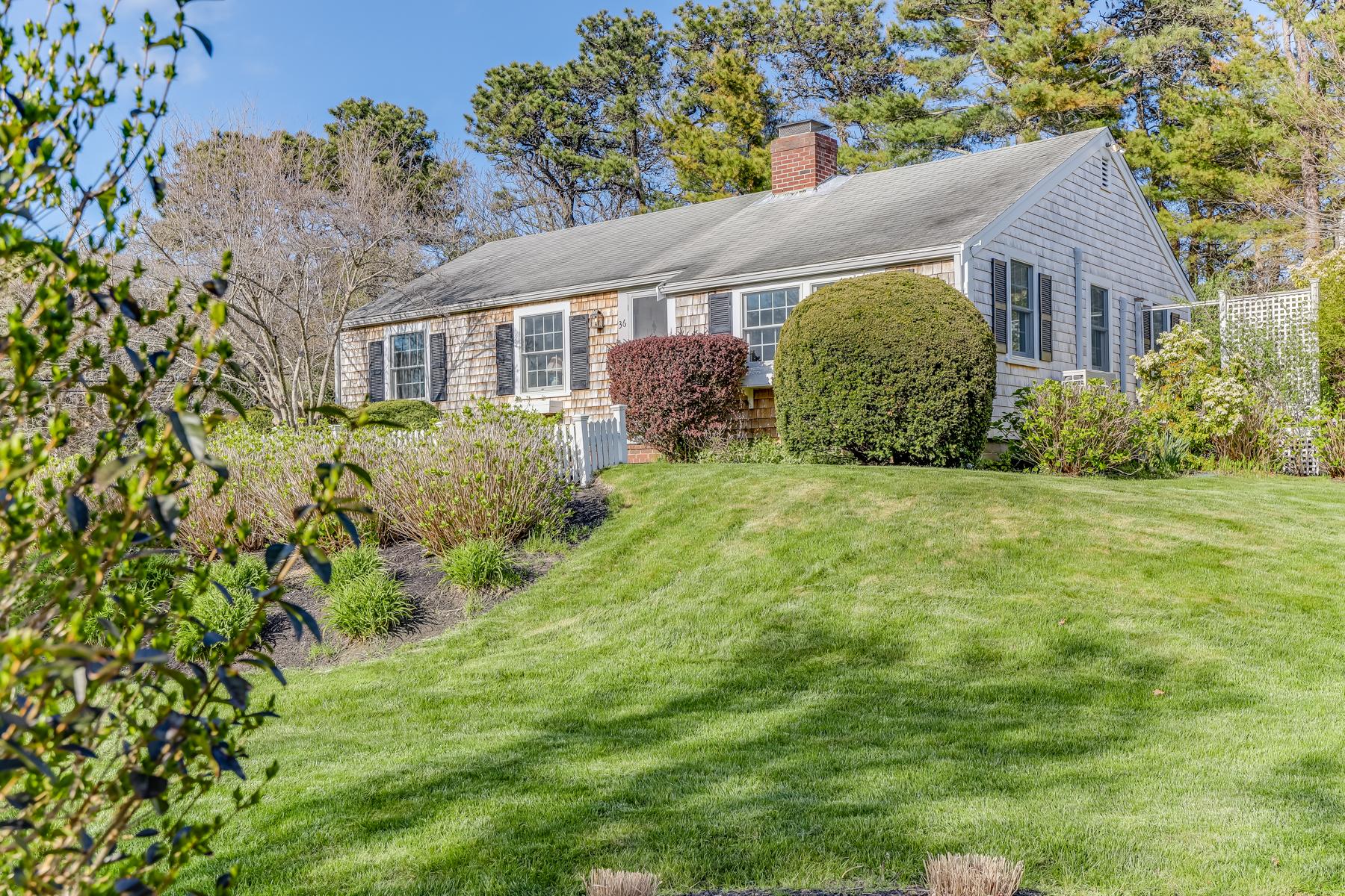 Single Family Homes için Satış at 36 Kendrick Road, North Chatham North Chatham, Massachusetts 02650 Amerika Birleşik Devletleri