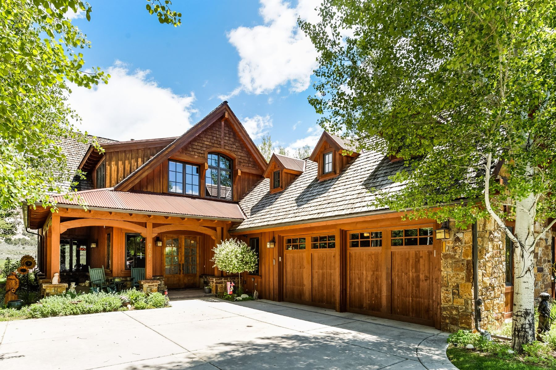 Single Family Home for Sale at Aspen Glen Club Lodge 0106 Club Lodge Drive Carbondale, Colorado, 81623 United States