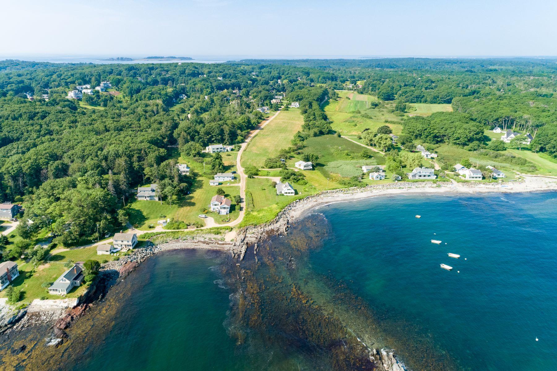 Single Family Homes للـ Sale في Cape Elizabeth, Maine 04107 United States