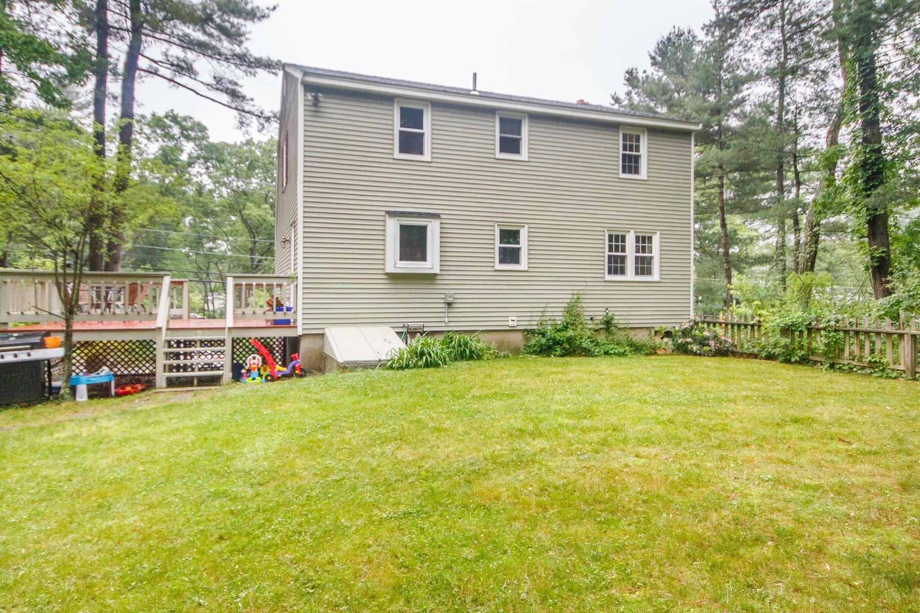 Maison unifamiliale pour l Vente à 230 River Street, Billerica Billerica, Massachusetts, 01821 États-Unis