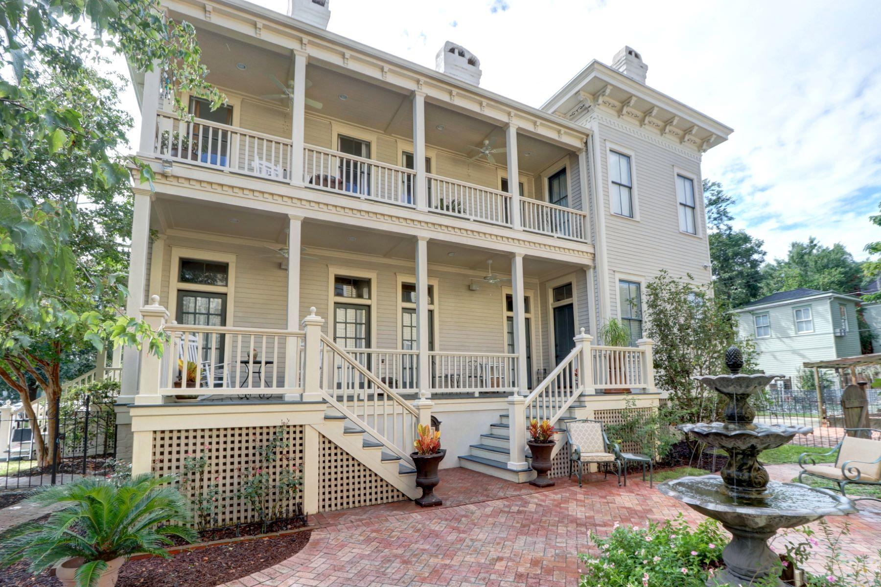 Single Family Homes للـ Sale في Savannah, Georgia 31401 United States