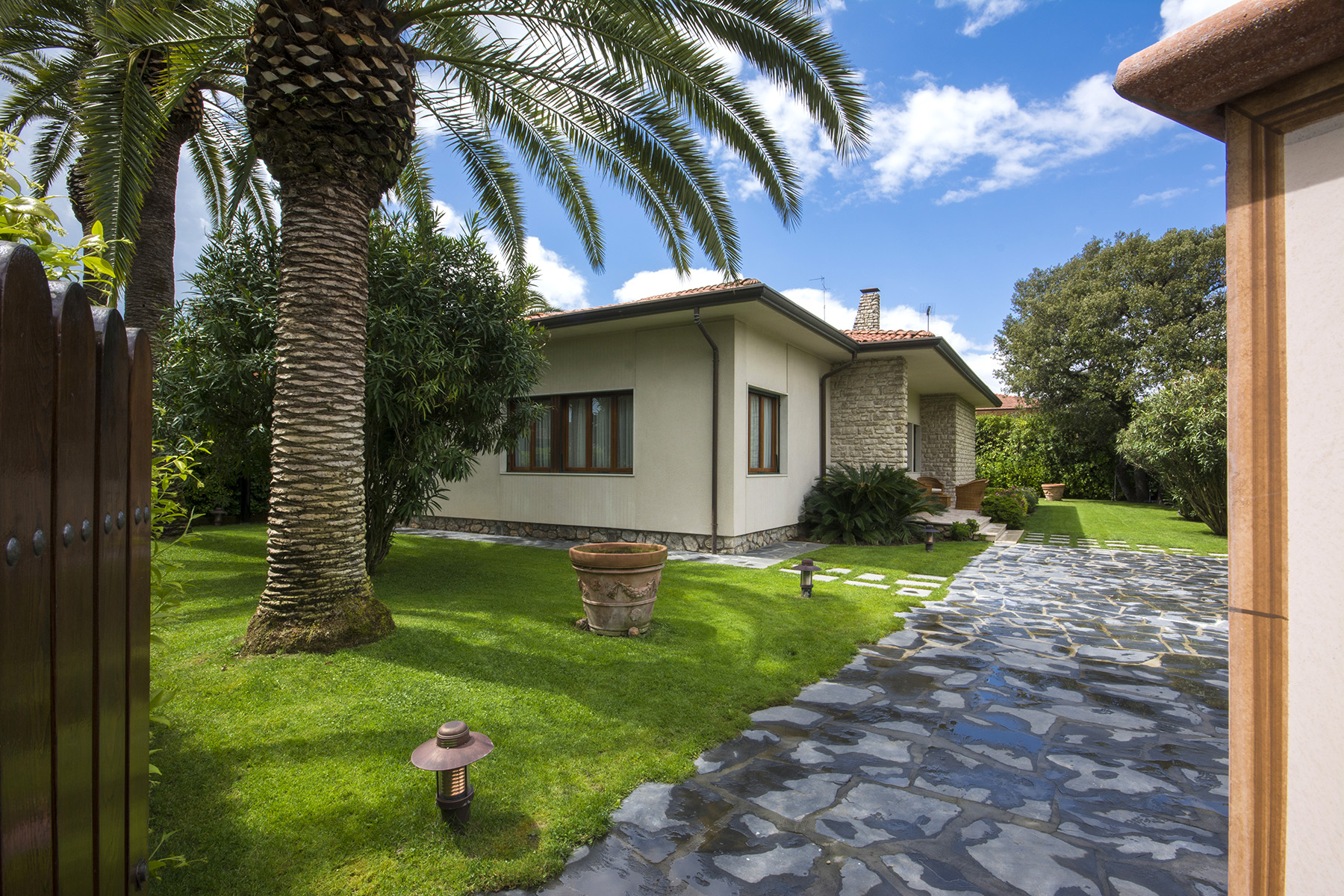 Single Family Home for Sale at Beautiful villa with garden near the sea Forte Dei Marmi, Italy