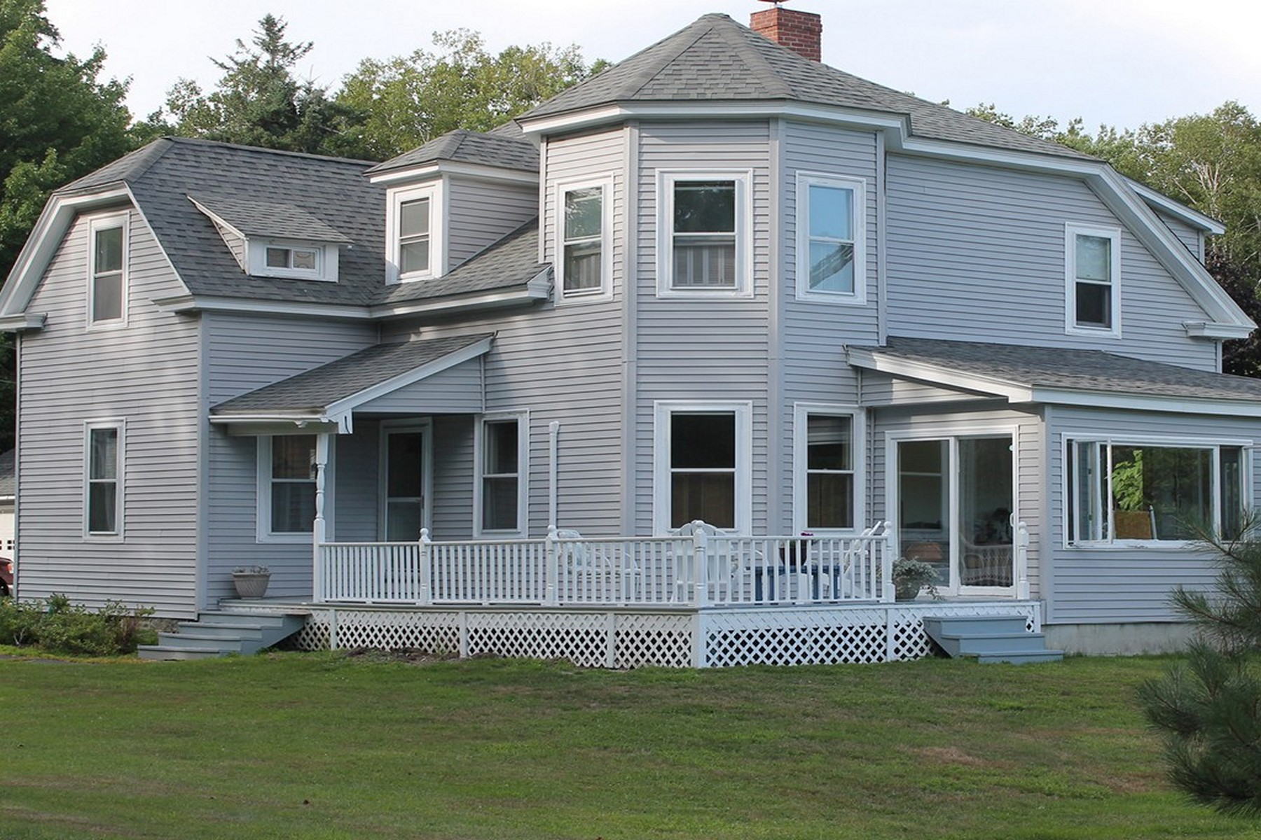 Single Family Home for Sale at 1471 Shore Road Lamoine, Maine, 04605 United States