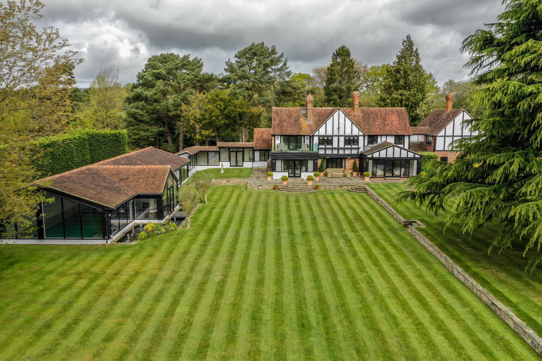 Single Family Homes for Sale at Redwood Westerham Road Oxted, England RH8 0SW United Kingdom