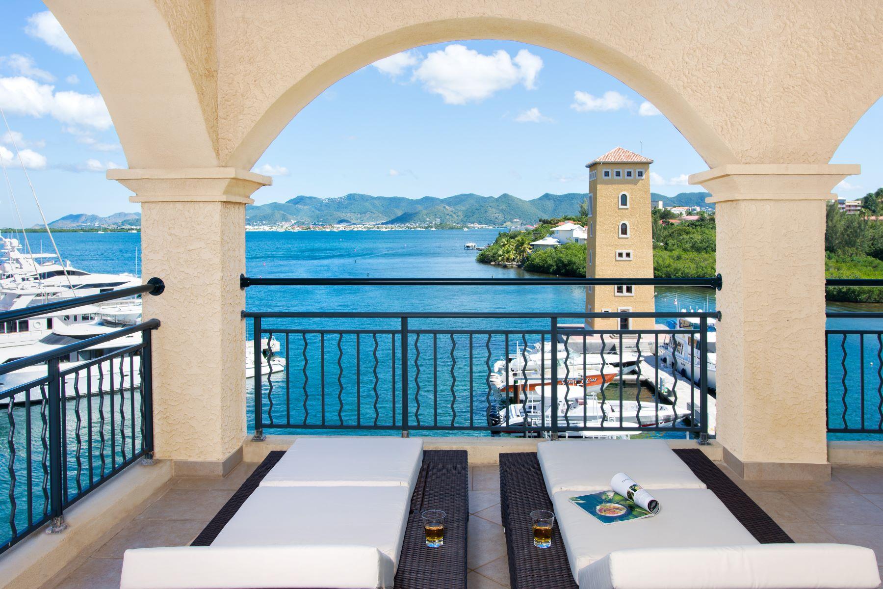 Condominium for Sale at Tropical Breeze Cupecoy, Cities In Sint Maarten St. Maarten