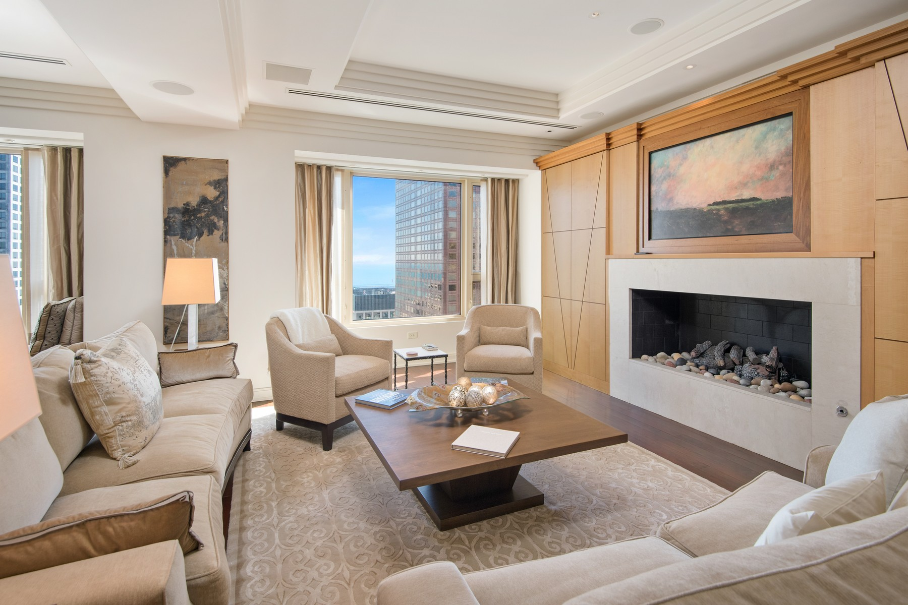 Condominium for Sale at Stunning and Unique Park Tower Gem 800 N Michigan Avenue Unit 4201, Near North Side, Chicago, Illinois, 60611 United States