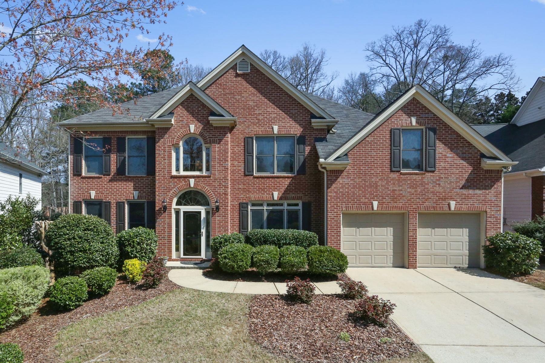 واحد منزل الأسرة للـ Sale في Beautifully Updated Brick Traditional 4249 Millside Walk SE, Smyrna, Georgia, 30080 United States