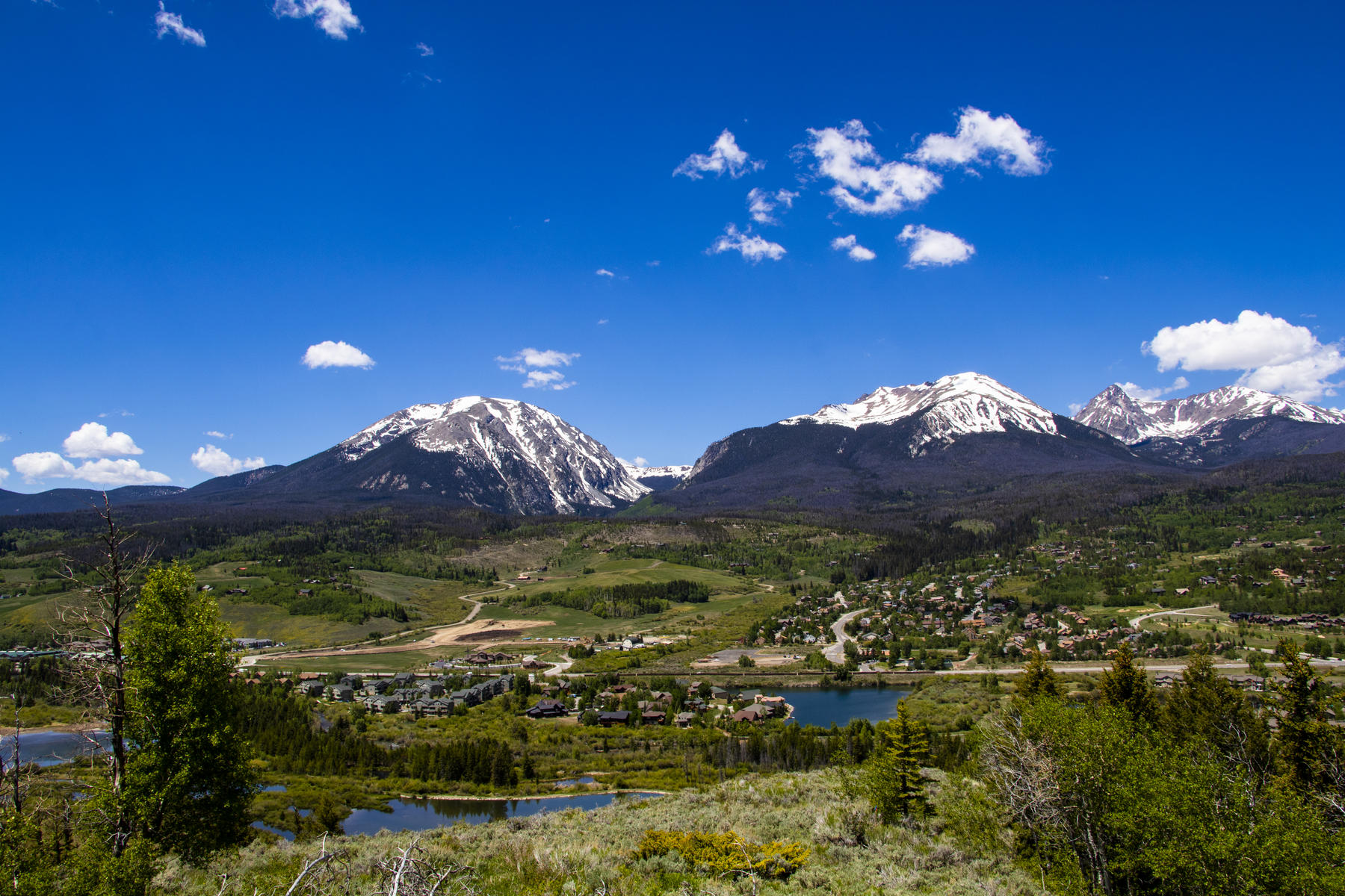 Land for Active at Lot 10 in Angler Mountain Ranch 194 Angler Mountain Ranch Road Silverthorne, Colorado 80498 United States