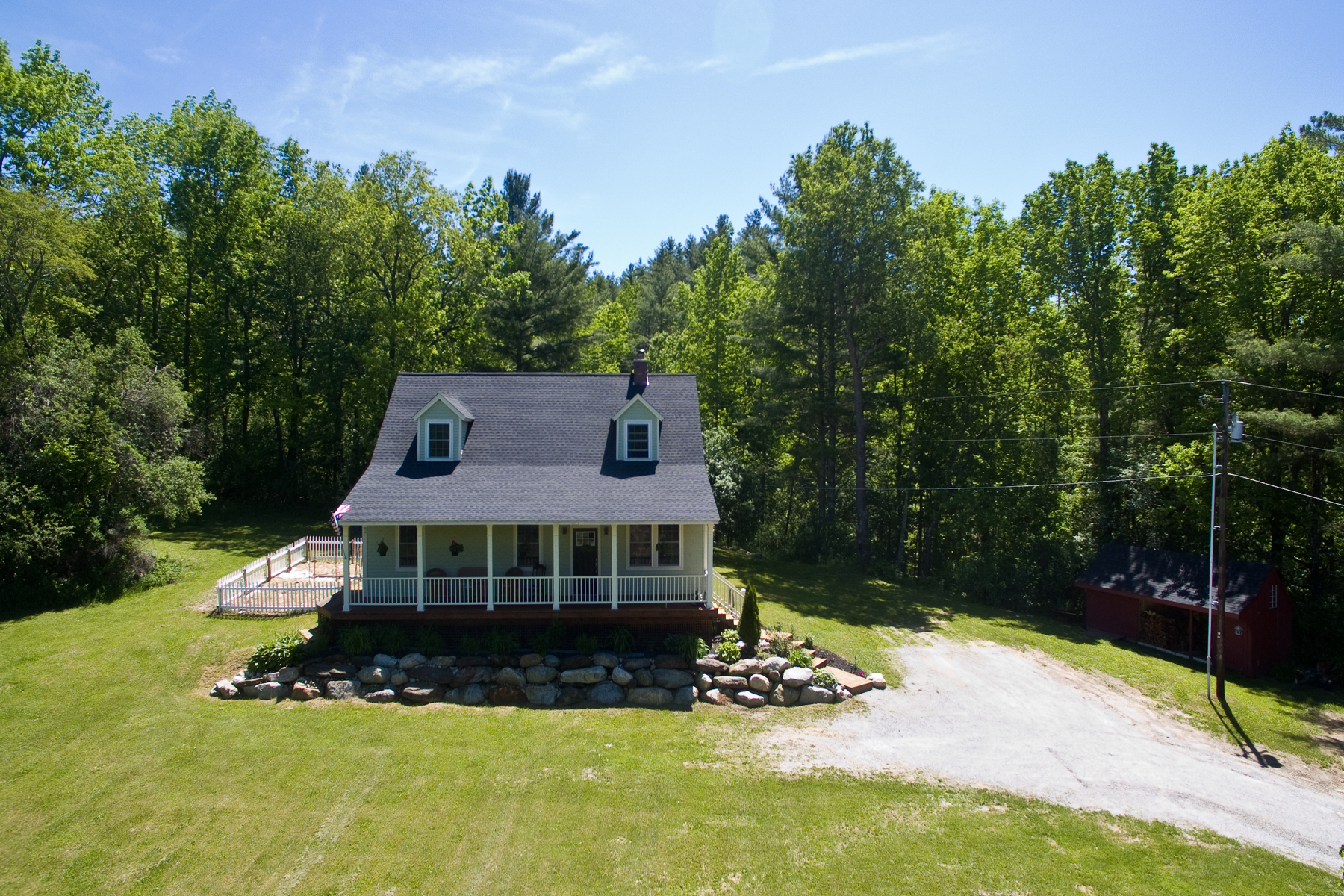 single family homes for Sale at Newly Built Amazing Home 280 Haven Hill Rd Wallingford, Vermont 05773 United States