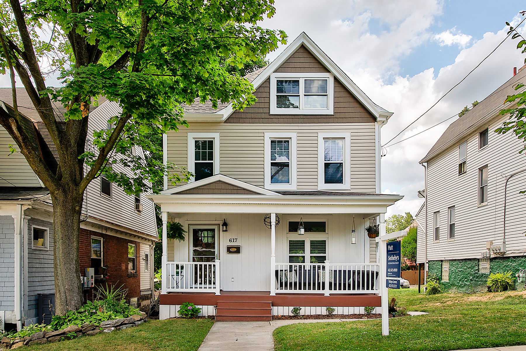 Single Family Homes for Sale at Sewickley, Pennsylvania 15143 United States