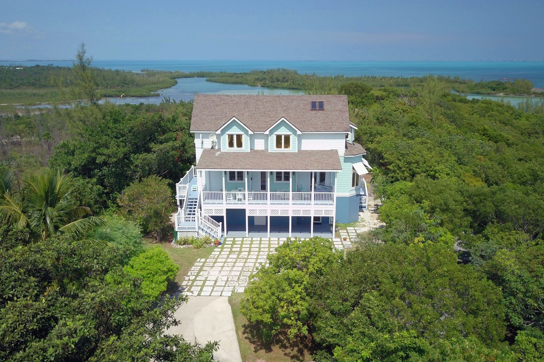 Single Family Home for Sale at Fernhills Great Cistern, Marsh Harbour, Abaco Bahamas