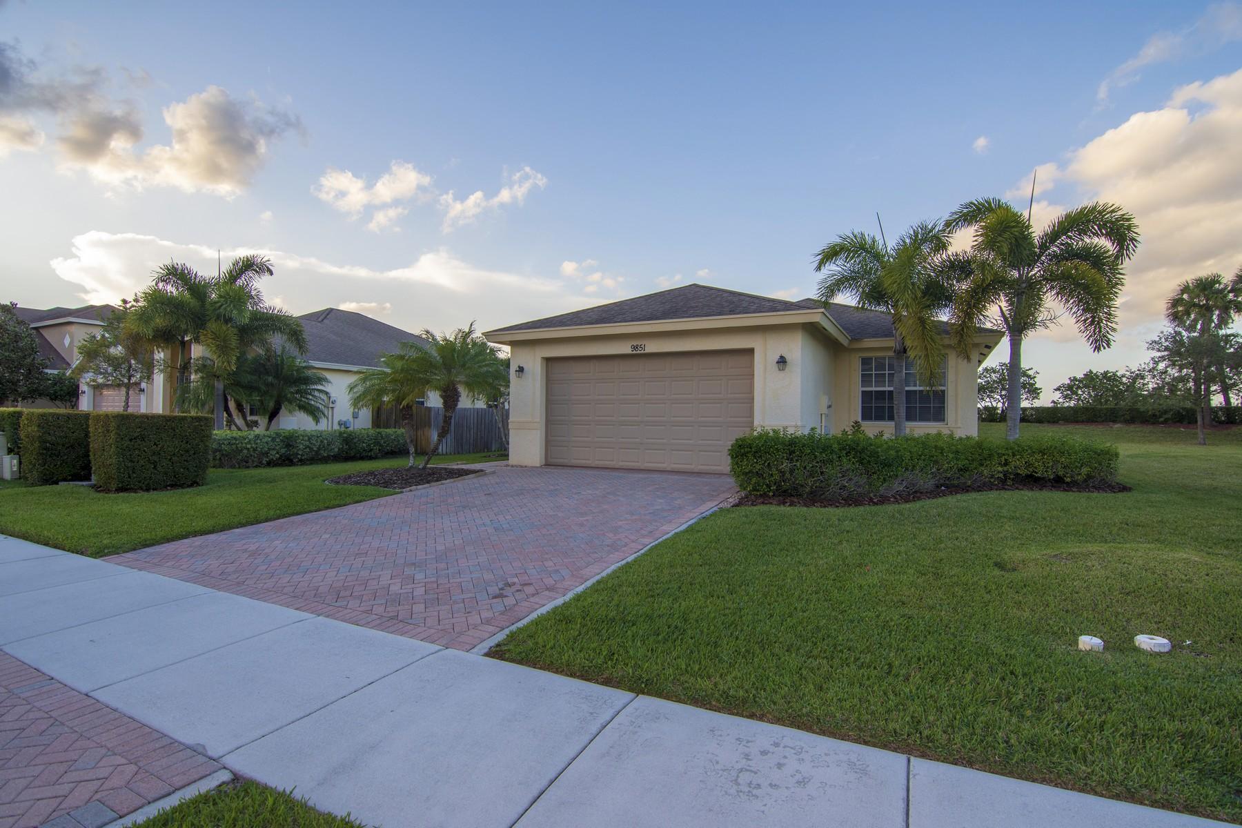 Μονοκατοικία για την Ενοίκιο στο Fantastic Three Bedroom Home in Great Community 9851 E Verona Circle Vero Beach, Φλοριντα 32966 Ηνωμένες Πολιτείες