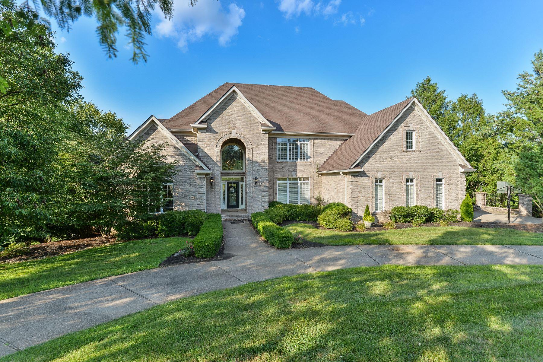 Single Family Homes für Verkauf beim Prospect, Kentucky 40059 Vereinigte Staaten