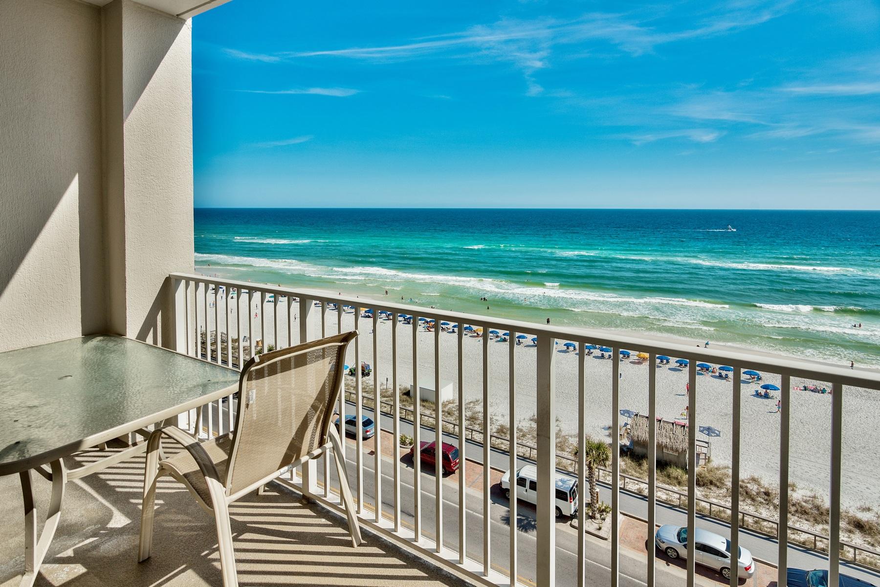 Nhà chung cư vì Bán tại GULF FRONT CONDO, SUNNY INTERIOR AND RENTAL POTENTIAL 1200 Scenic Gulf Drive B707 Miramar Beach, Florida, 32550 Hoa Kỳ
