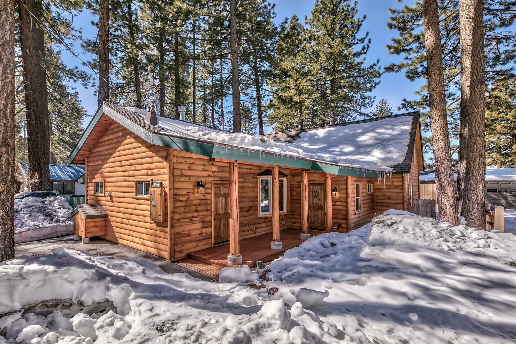 Single Family Home for Active at 1032 Ham Lane, South Lake Tahoe, CA 96150 1032 Ham Lane South Lake Tahoe, California 96150 United States