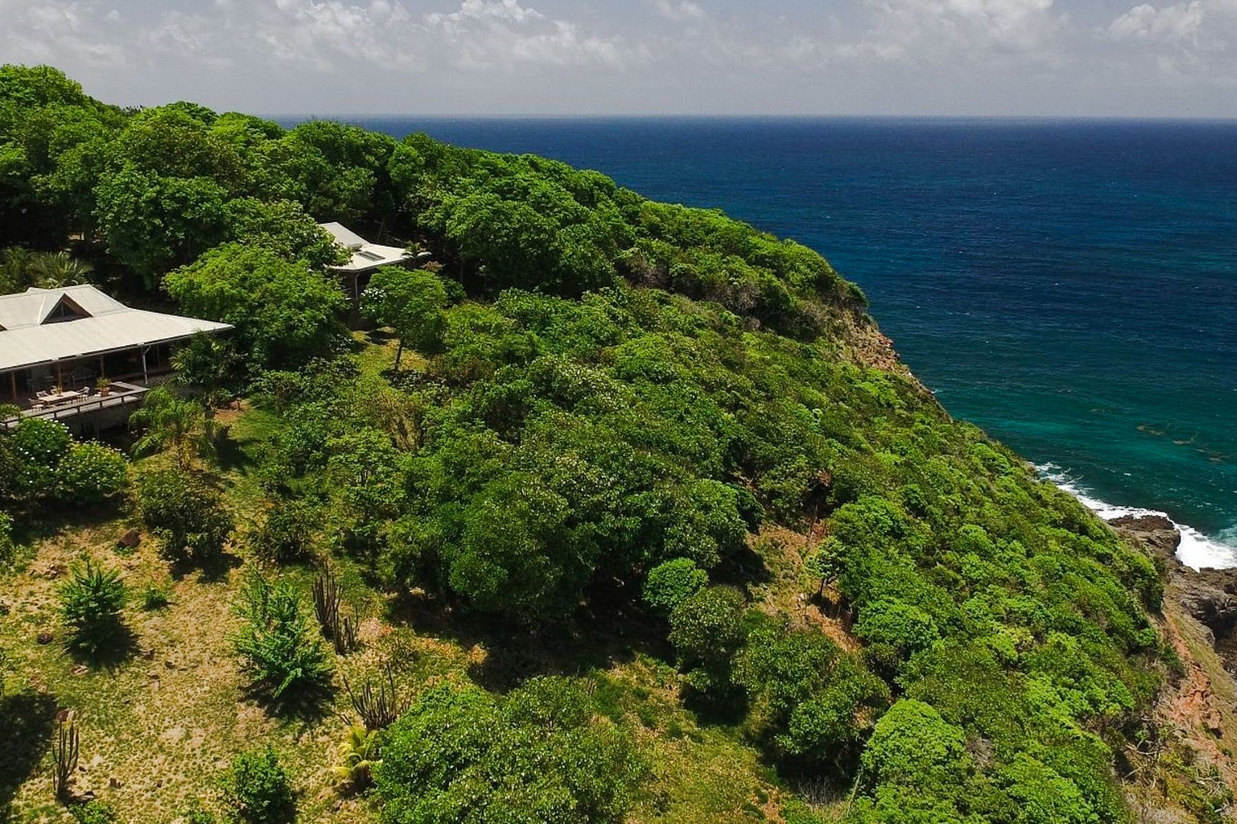 Single Family Home for Sale at Sweet Wind Oceanfront Retreat Bequia, Saint Vincent And The Grenadines
