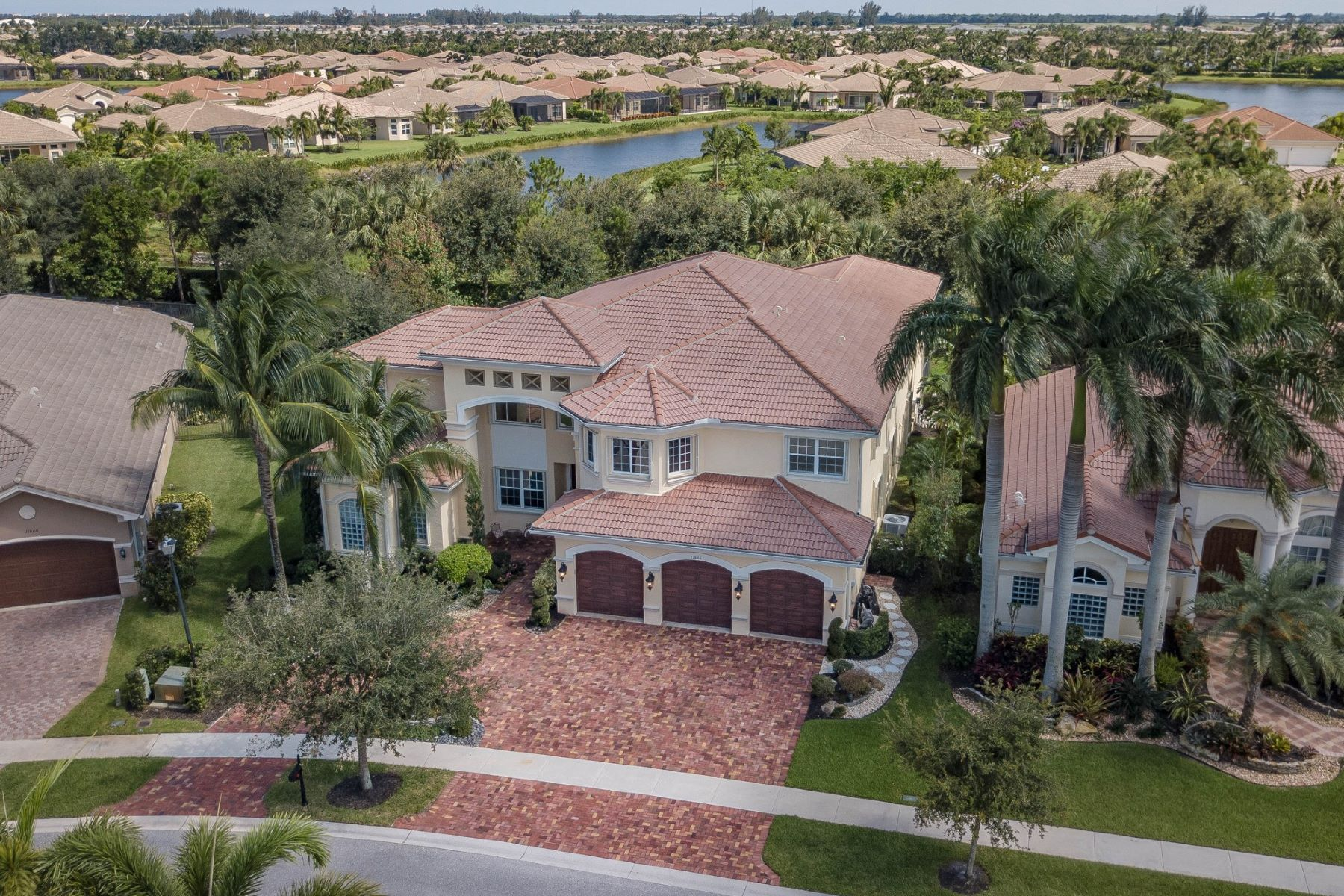 House for Sale at 11866 Windmill Lake Dr , Boynton Beach, FL 33473 11866 Windmill Lake Dr Boynton Beach, Florida 33473 United States