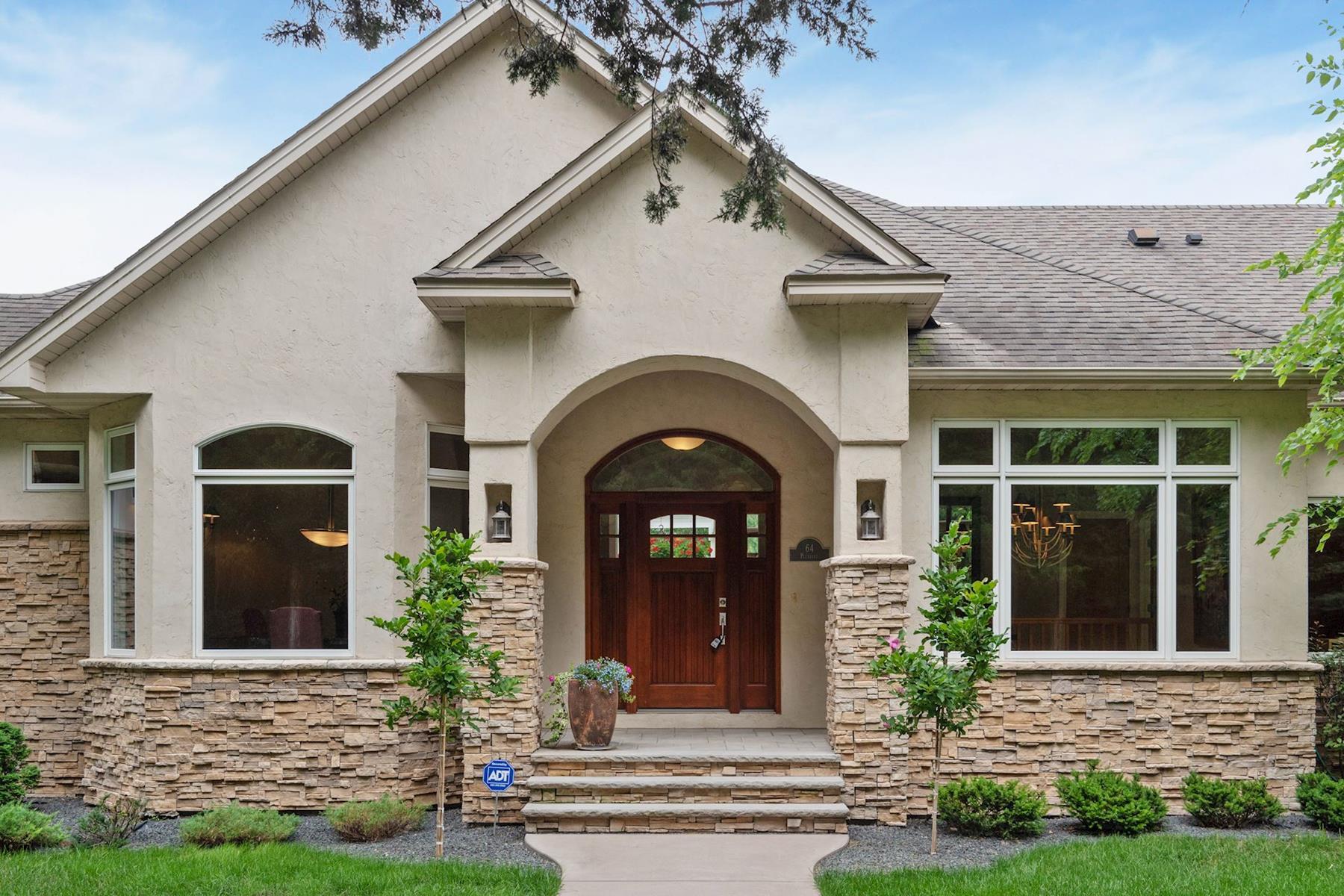 Single Family Homes voor Verkoop op Tonka Bay, Minnesota 55331 Verenigde Staten