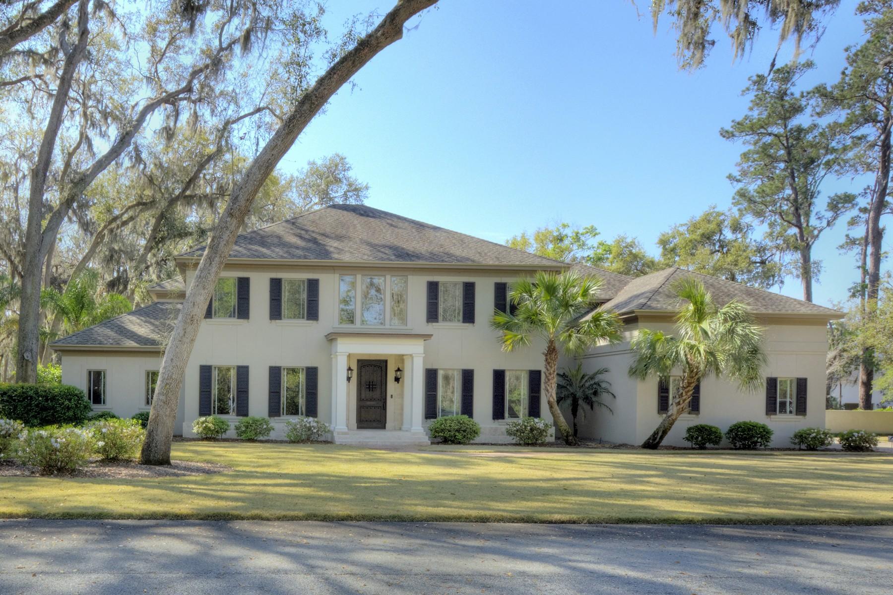 Частный односемейный дом для того Продажа на 403 Hawkins Island Drive St. Simons Island, Джорджия 31522 Соединенные Штаты