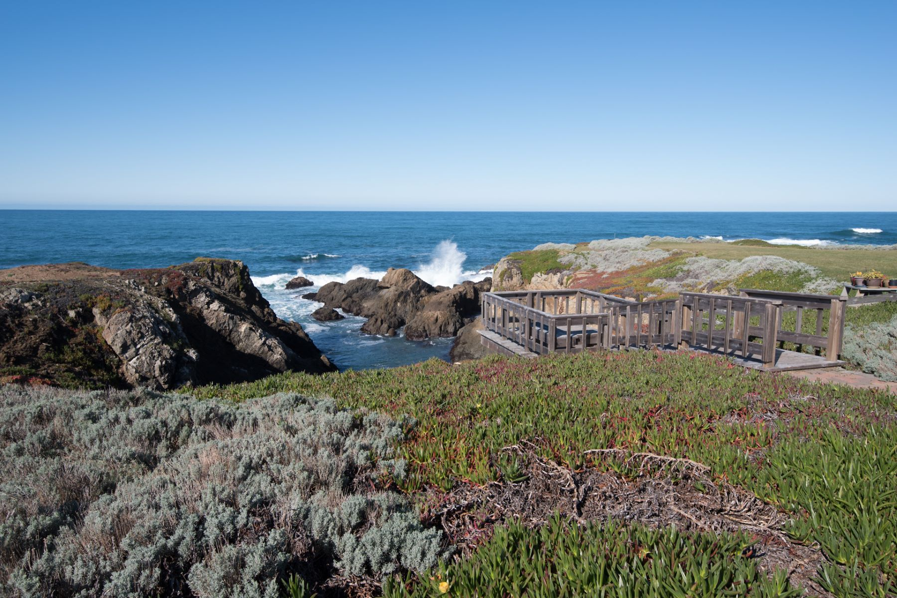 Single Family Home for Sale at Whitewater Oceanfront Getaway 33610 Schoefer Lane Fort Bragg, California 95437 United States