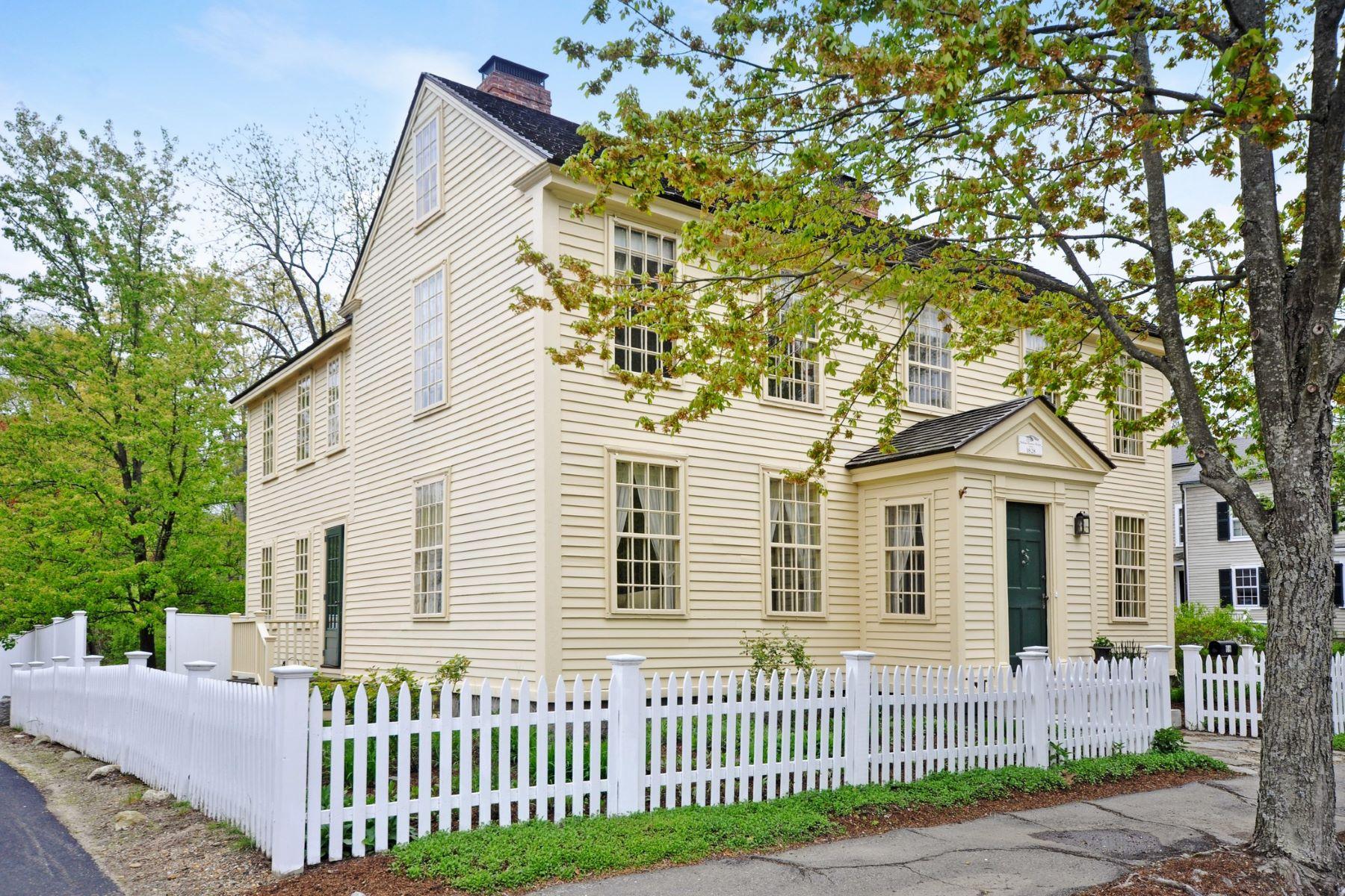 Single Family Homes por un Venta en 69 Walden Street Concord, Massachusetts 01742 Estados Unidos