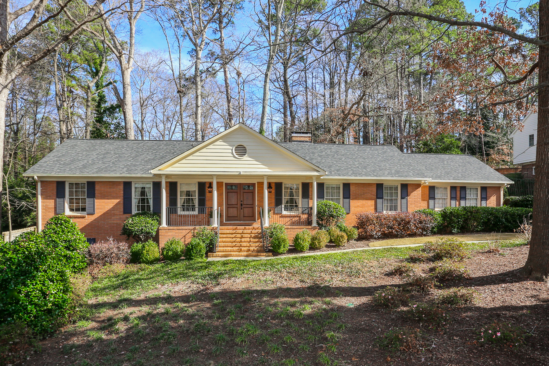 Single Family Home for Sale at Best Value In Sarah Smith 4325 Mcclatchey Circle NE Atlanta, Georgia 30342 United States