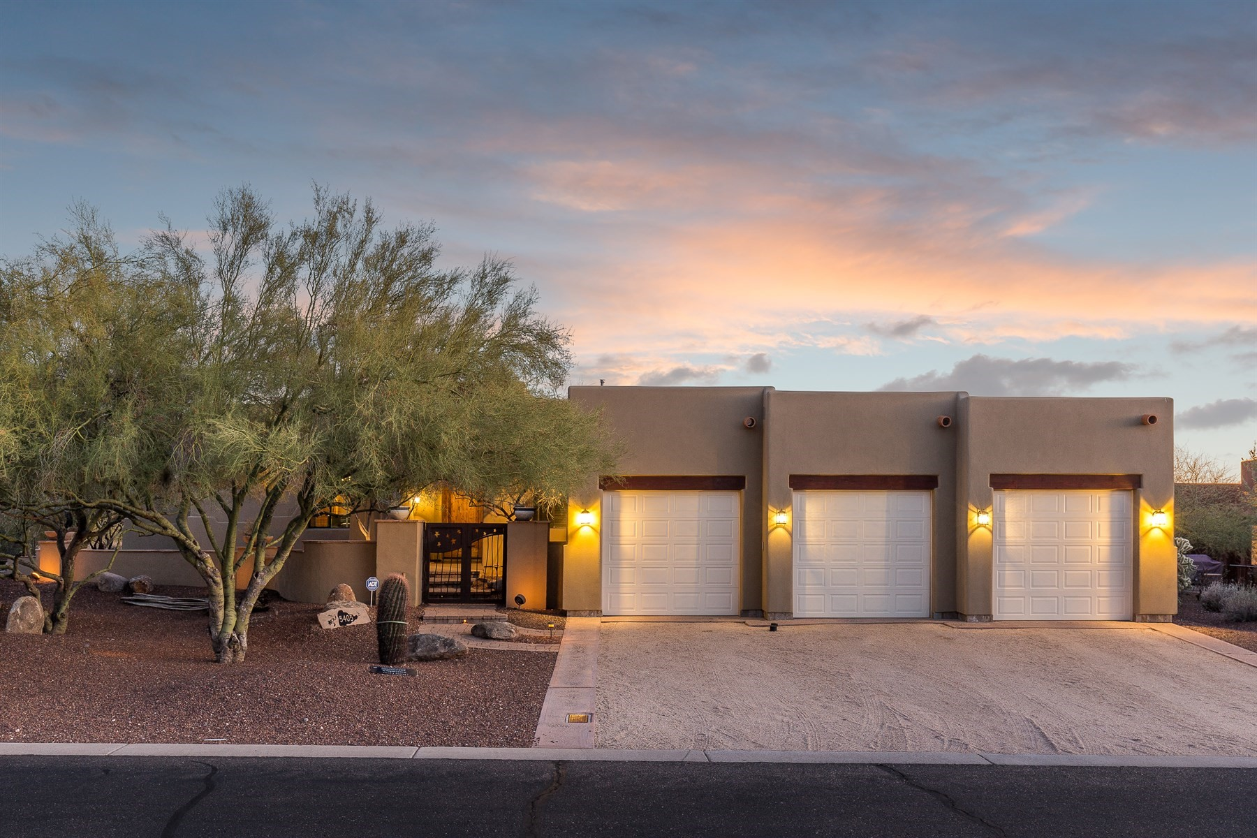 Single Family Home for Sale at Casas Del Cielo 5405 E Desert Forest Trl, Cave Creek, Arizona, 85331 United States