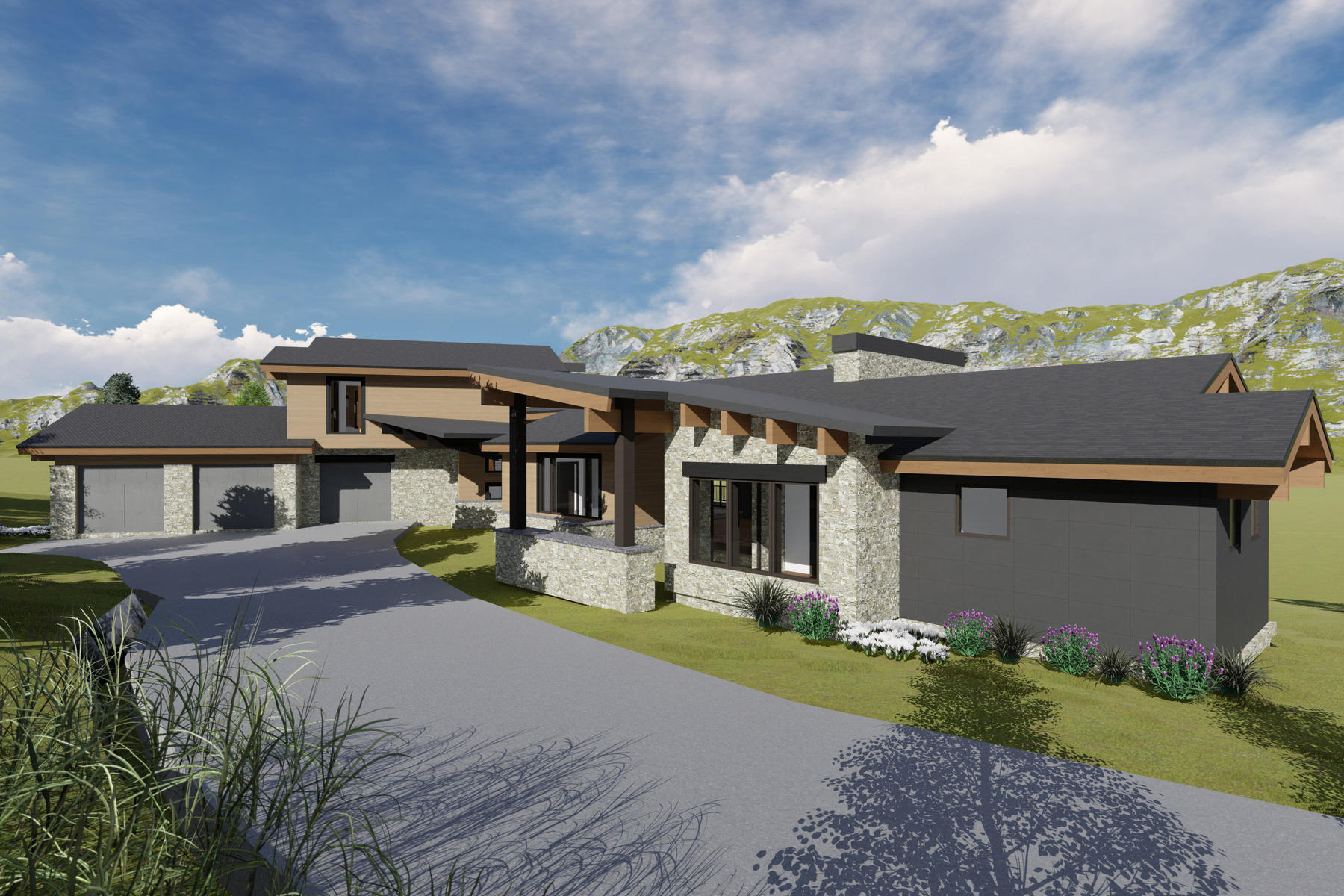 Single Family Homes for Active at Spectacular Ski-In/Ski-Out Contemporary Home with Unobstructed Views 28 Red Cloud Trail Park City, Utah 84060 United States