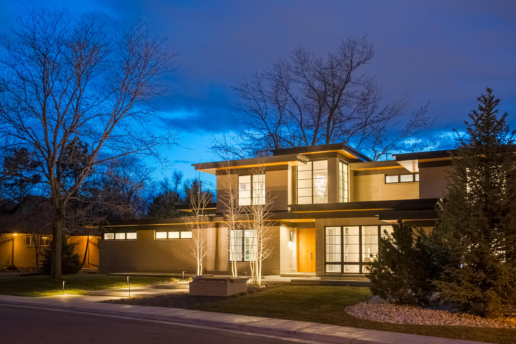 Additional photo for property listing at The Finest Ultra-Mid-Century New Construction 701 South Jackson Street Denver, Colorado 80209 United States