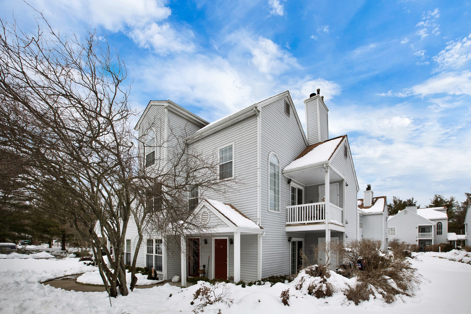 Residência urbana para Venda às Hilltop Farm Townhome 18 Homestead Lane Lincoln Park, Nova Jersey 07035 Estados Unidos