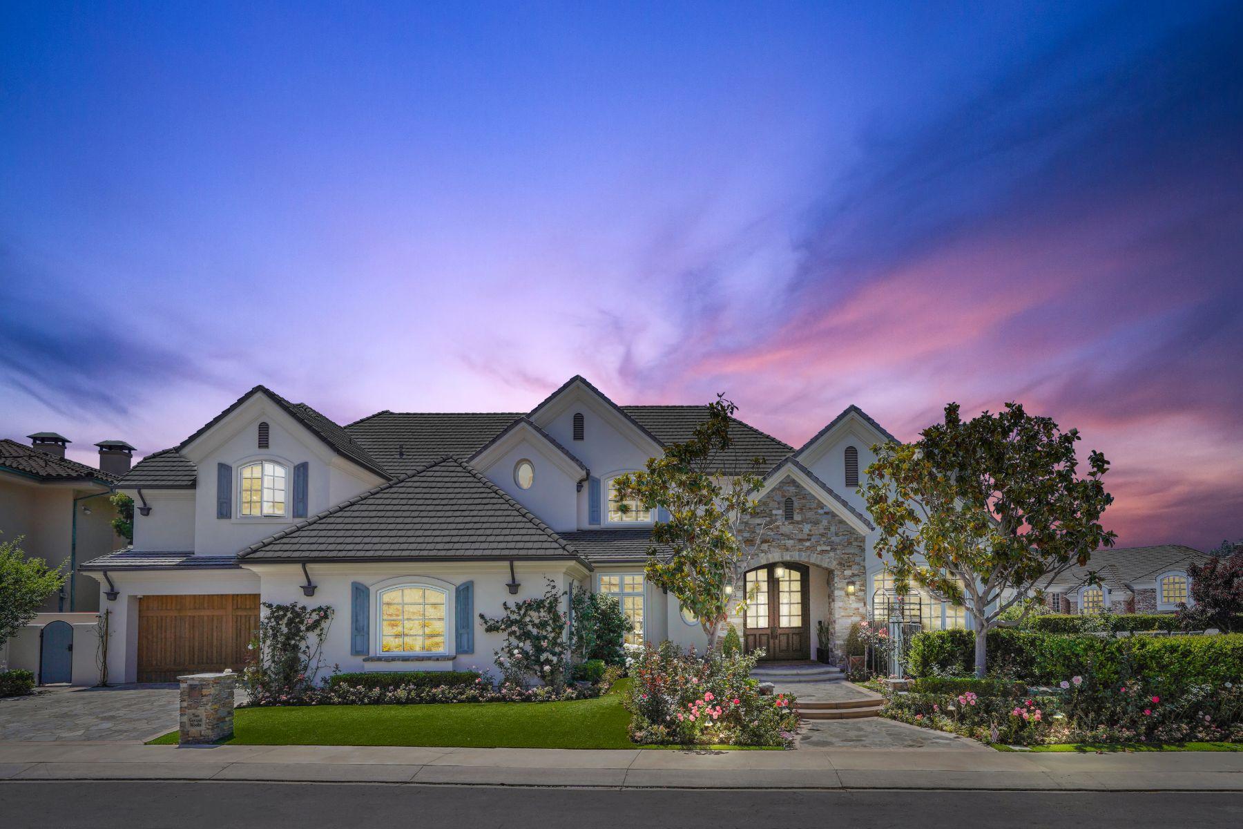Single Family Homes for Sale at 2 Carmel Woods Laguna Niguel, California 92677 United States