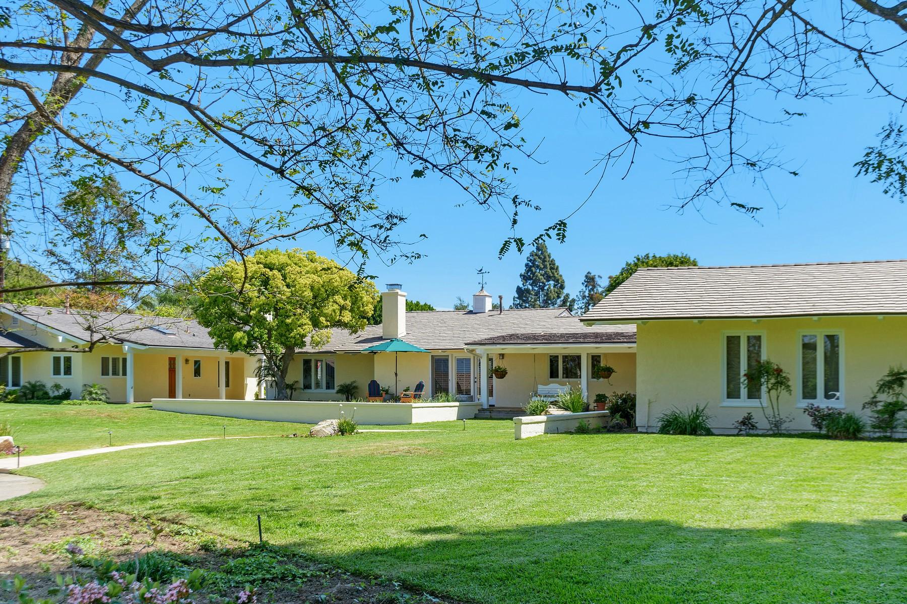 Villa per Vendita alle ore 5262 El Mirlo Rancho Santa Fe, California, 92067 Stati Uniti