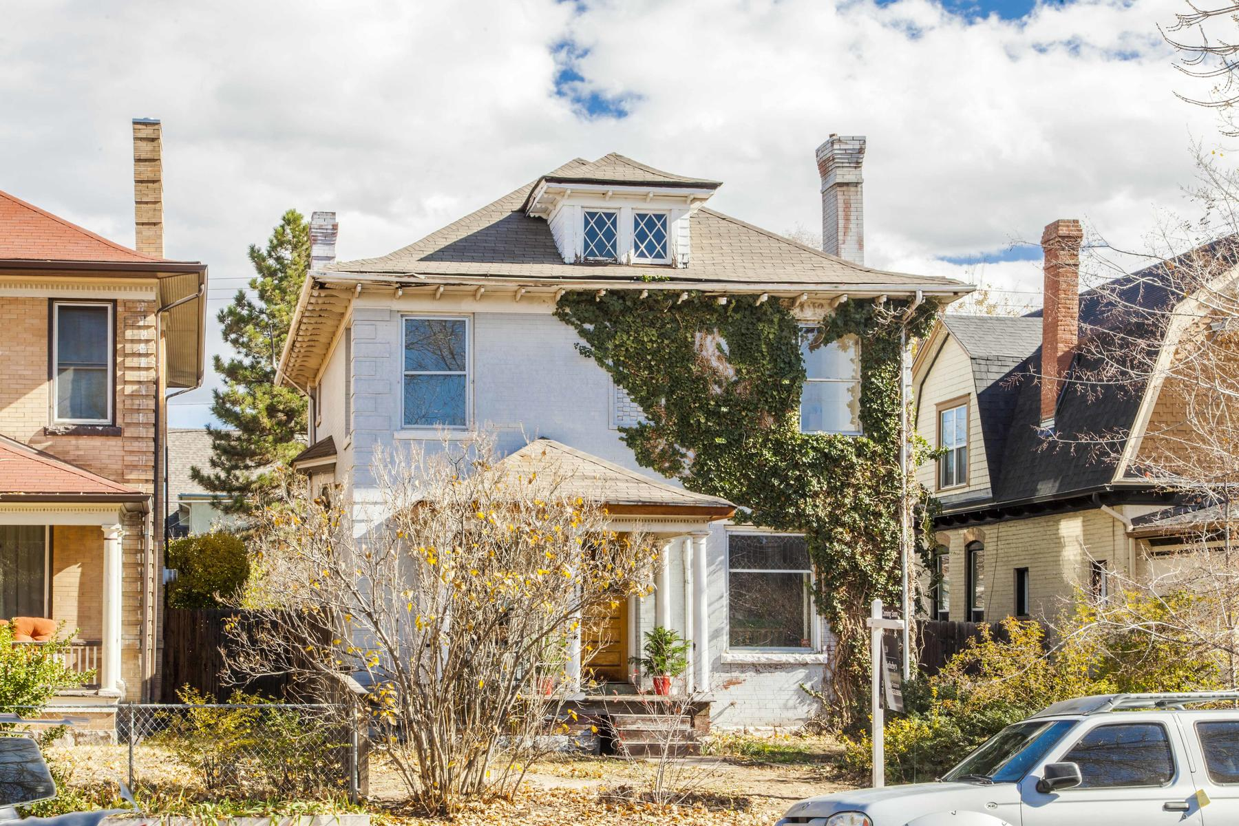 Single Family Home for Active at 1050 Clarkson Street 1050 Clarkson Street Denver, Colorado 80218 United States