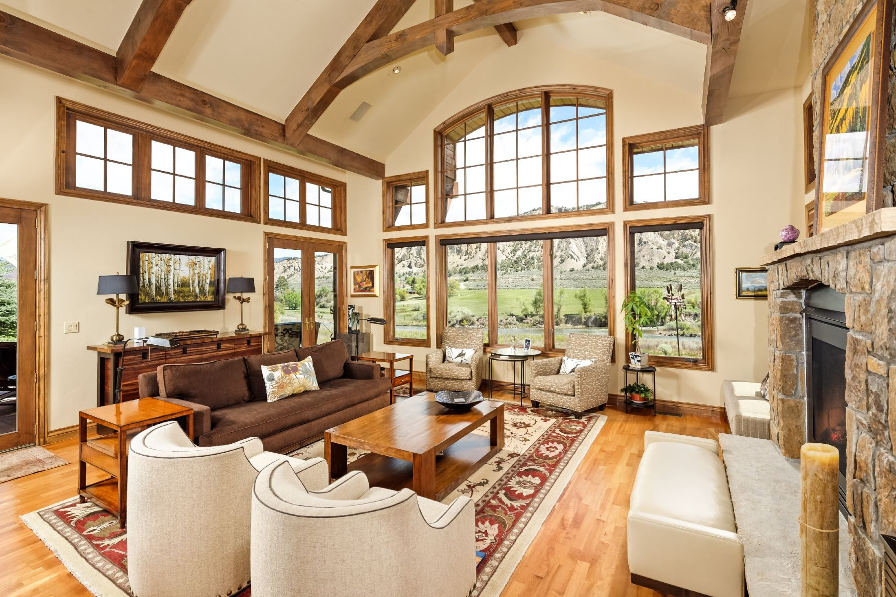 Single Family Home for Sale at Aspen Glen Club Lodge 0106 Club Lodge Drive, Carbondale, Colorado, 81623 United States