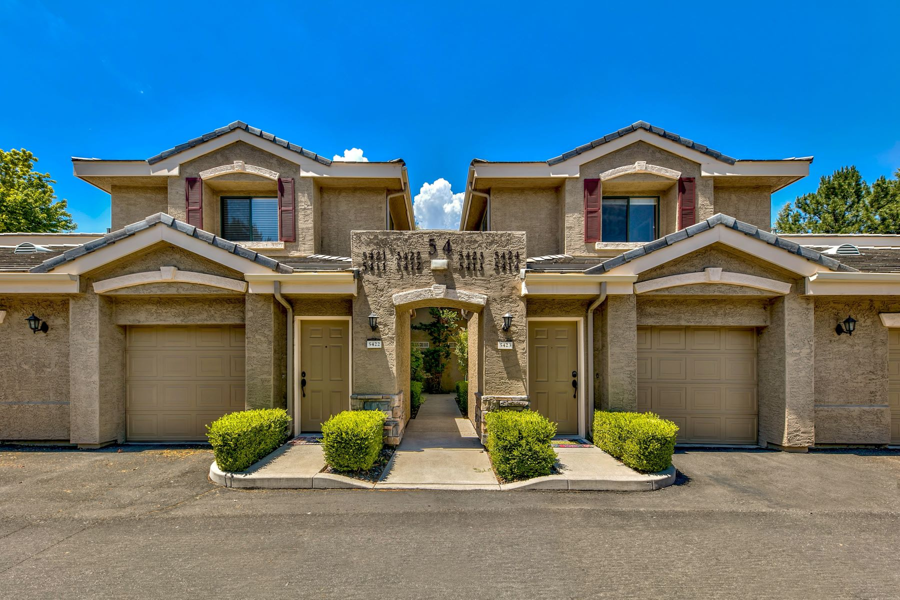 Condominiums for Active at Resort Style Living in Reno 900 S Meadows #5423 Reno, Nevada 89521 United States