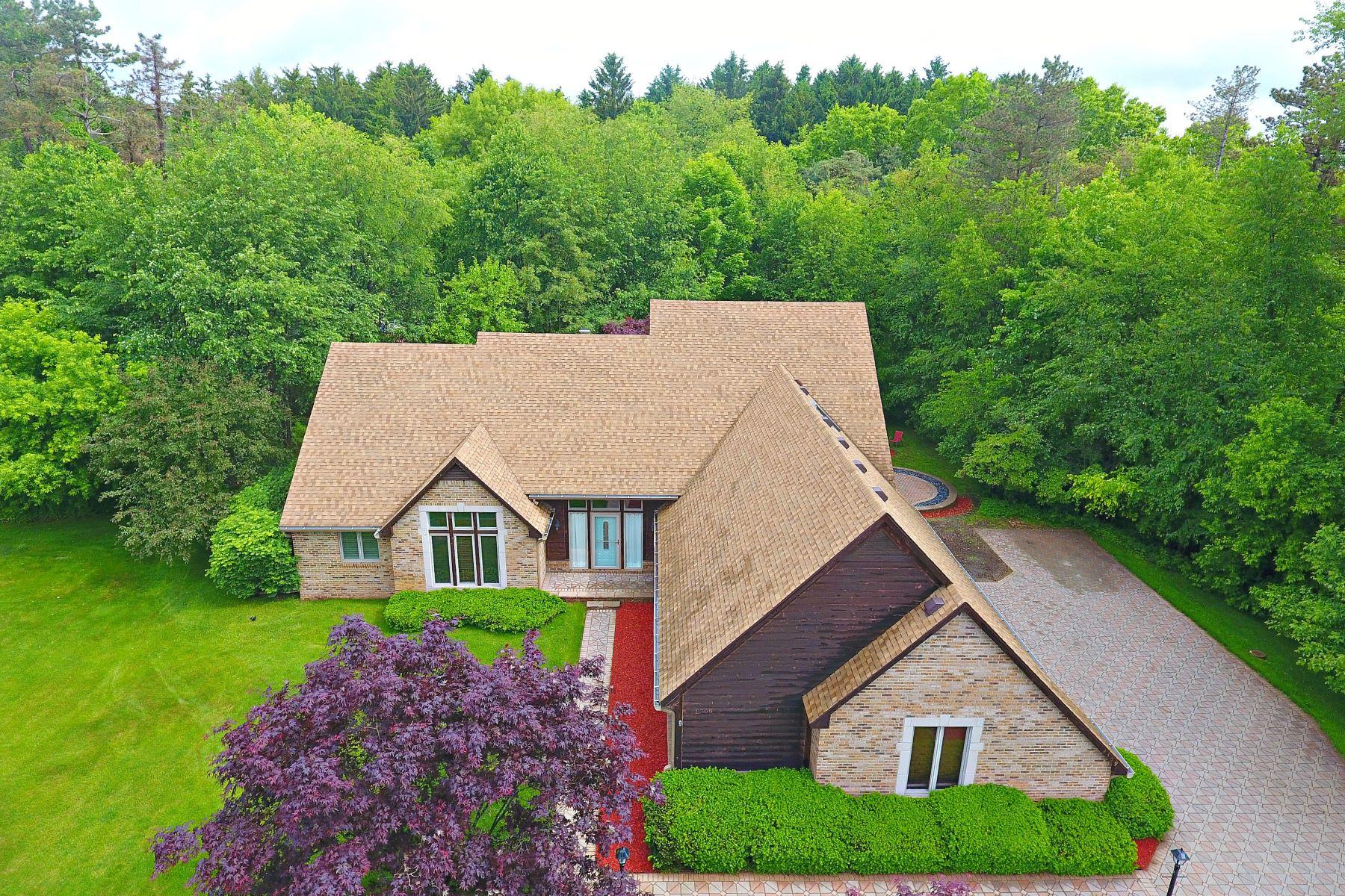 Single Family Homes for Sale at Hamburg Township 2309 Whispering Pines Dr. Hamburg, Michigan 48169 United States